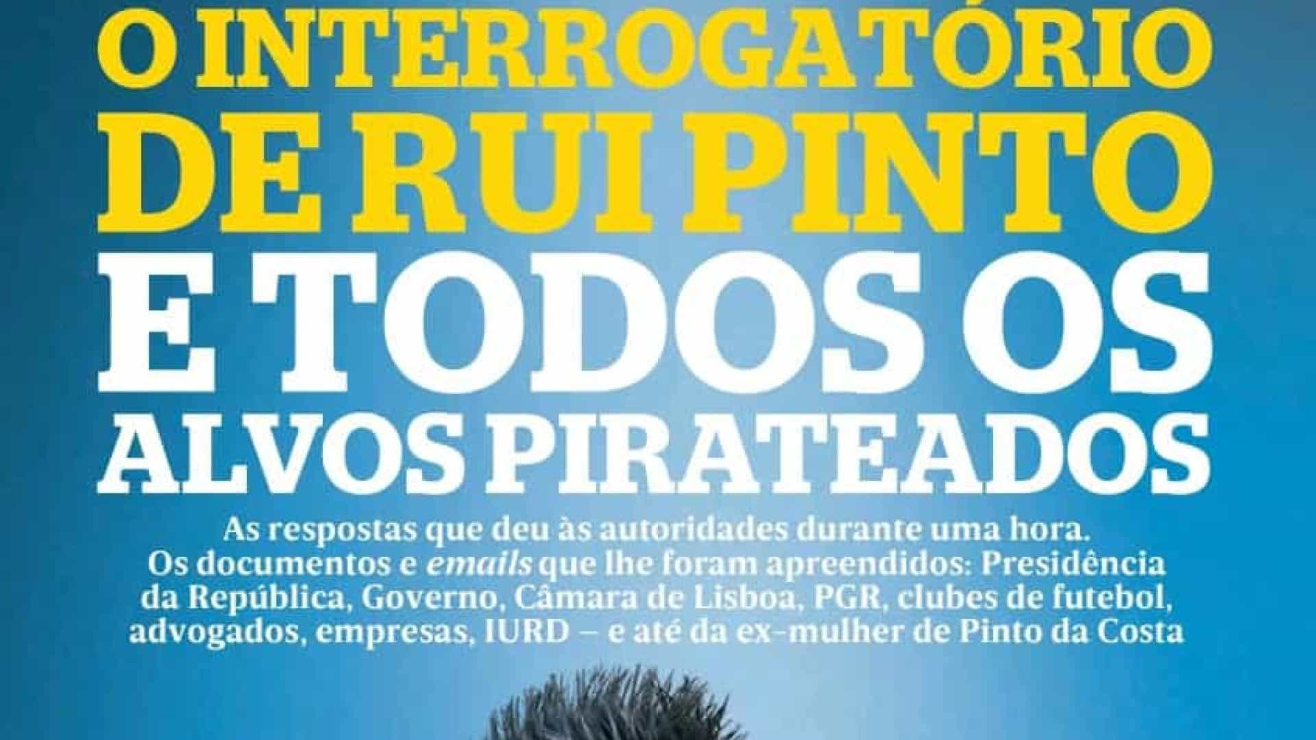 Hoje é notícia: O interrogatório de Rui Pinto; Deixa nascer bebé sem cara