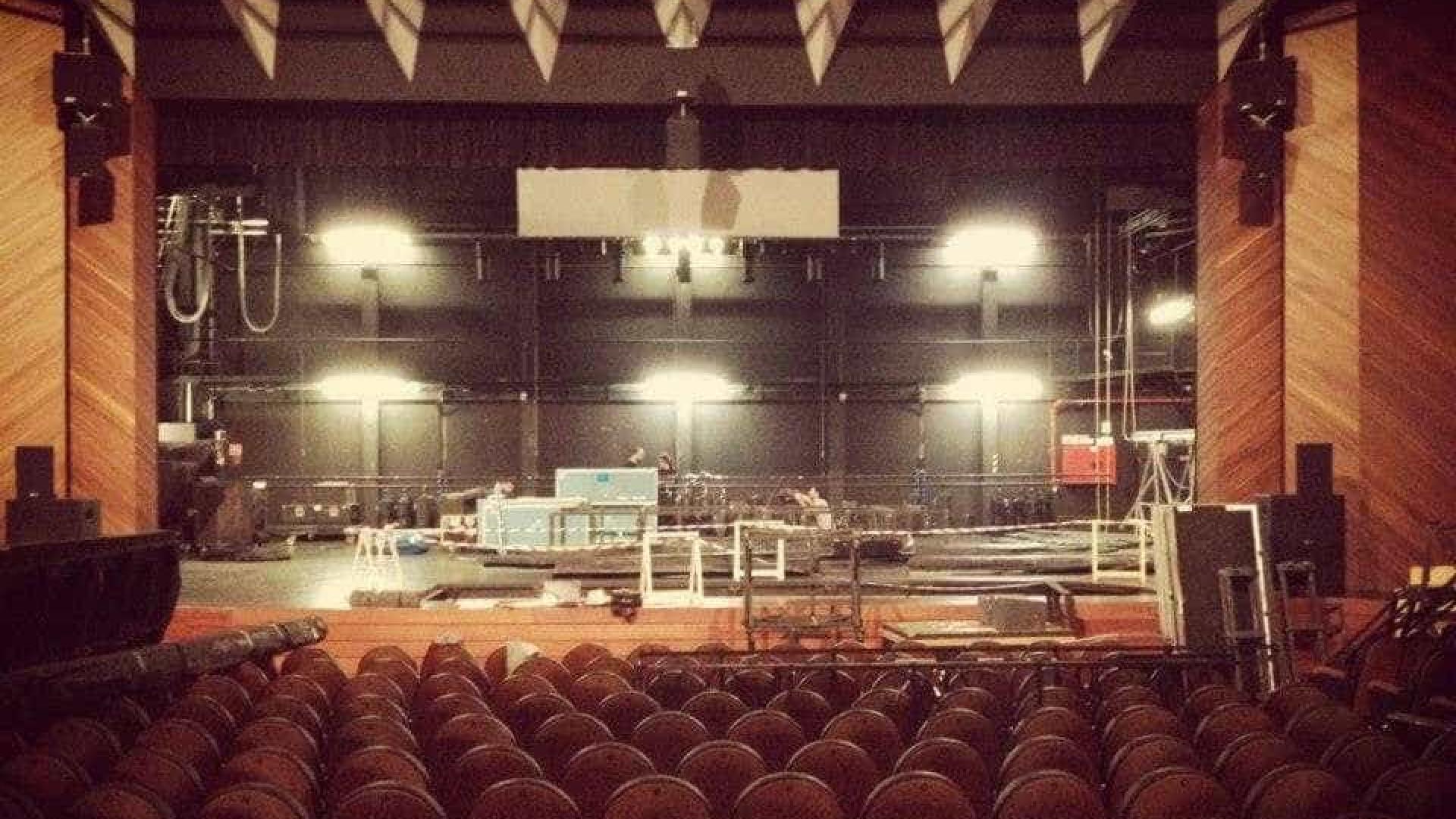 Teatro Maria Matos em Lisboa cumpre hoje 50 anos de portas fechadas