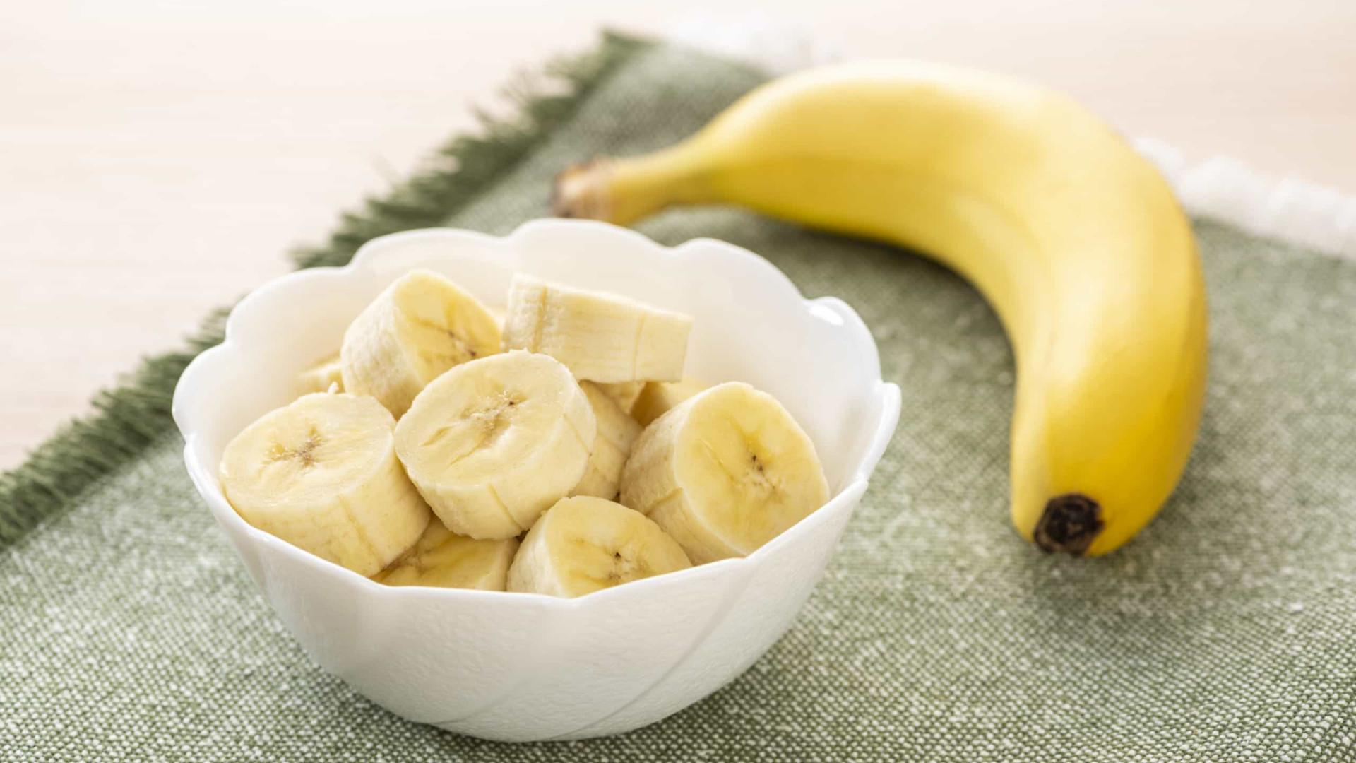 hora ideal para comer banana