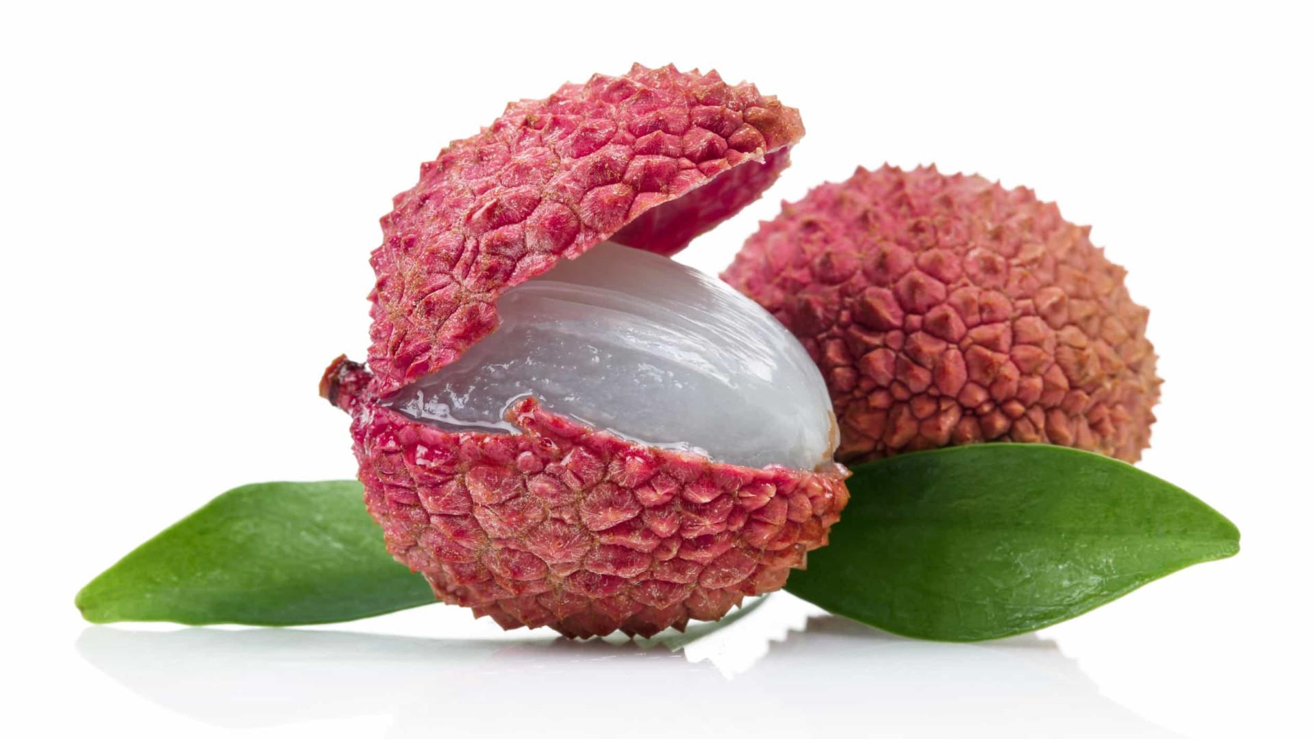 Lichia: a fruta que acelera o metabolismo e é uma aliada do emagrecimento