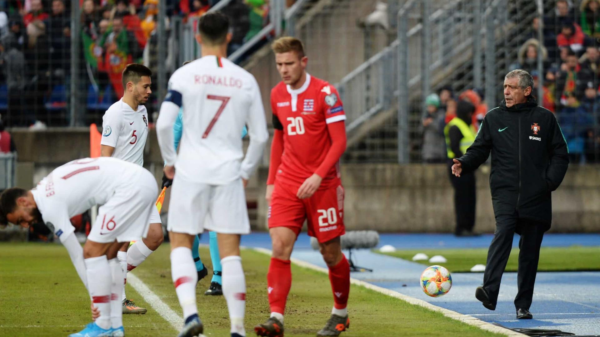 """""""Portugal prova que é mais uma vez uma das grandes equipas no Mundo"""""""