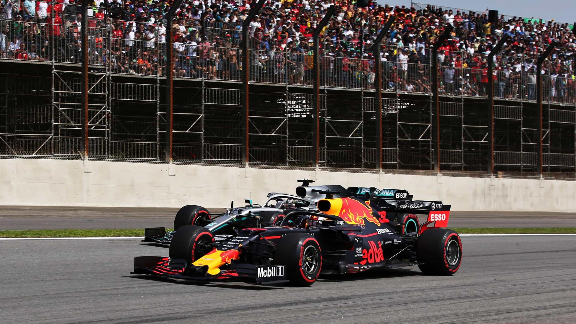 GP do Brasil: Verstappen vence e deixa pódio no Mundial ao rubro