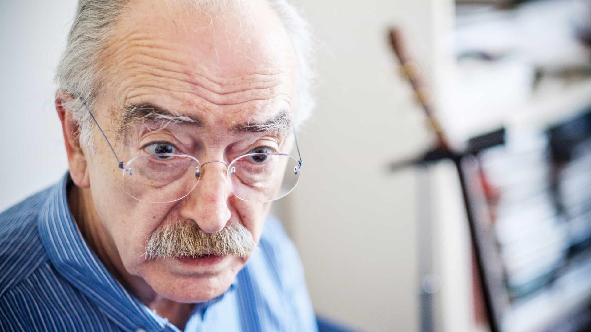 Morreu José Mário Branco. Tinha 77 anos