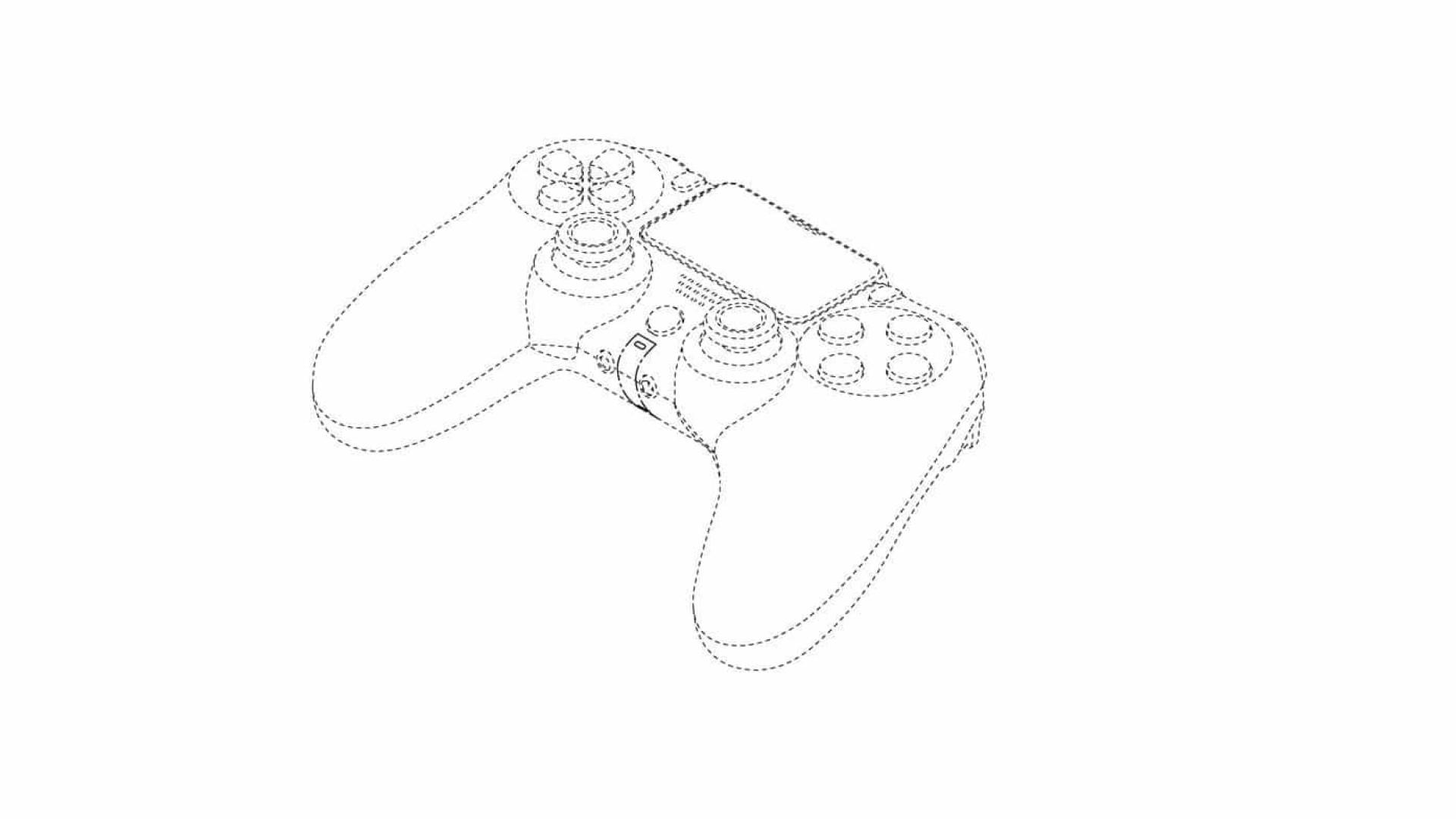 Patente pode ter desvendado comando da PlayStation 5