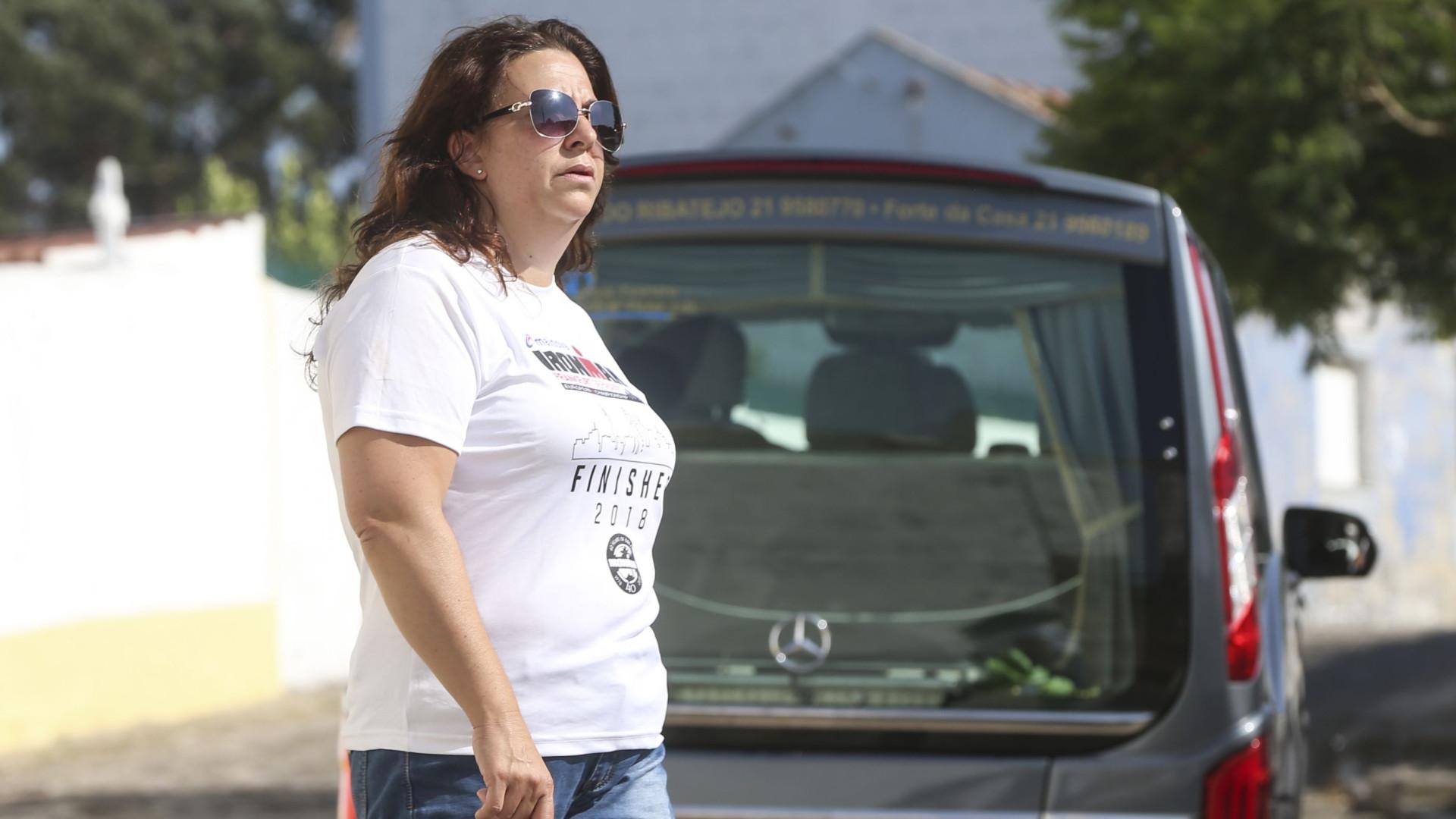 """Rosa Grilo acusa PJ de """"agarrar dois idiotas"""" para acusá-los de homicídio"""