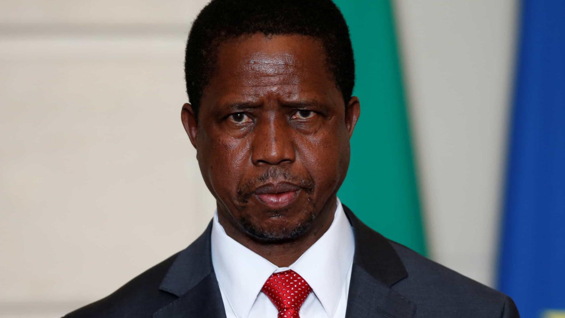 """""""Estamos a dizer não à homossexualidade"""", garante presidente da Zâmbia"""