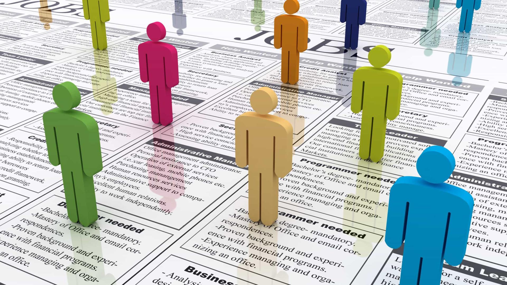 Taxa de desemprego na OCDE manteve-se nos 5,2% em setembro
