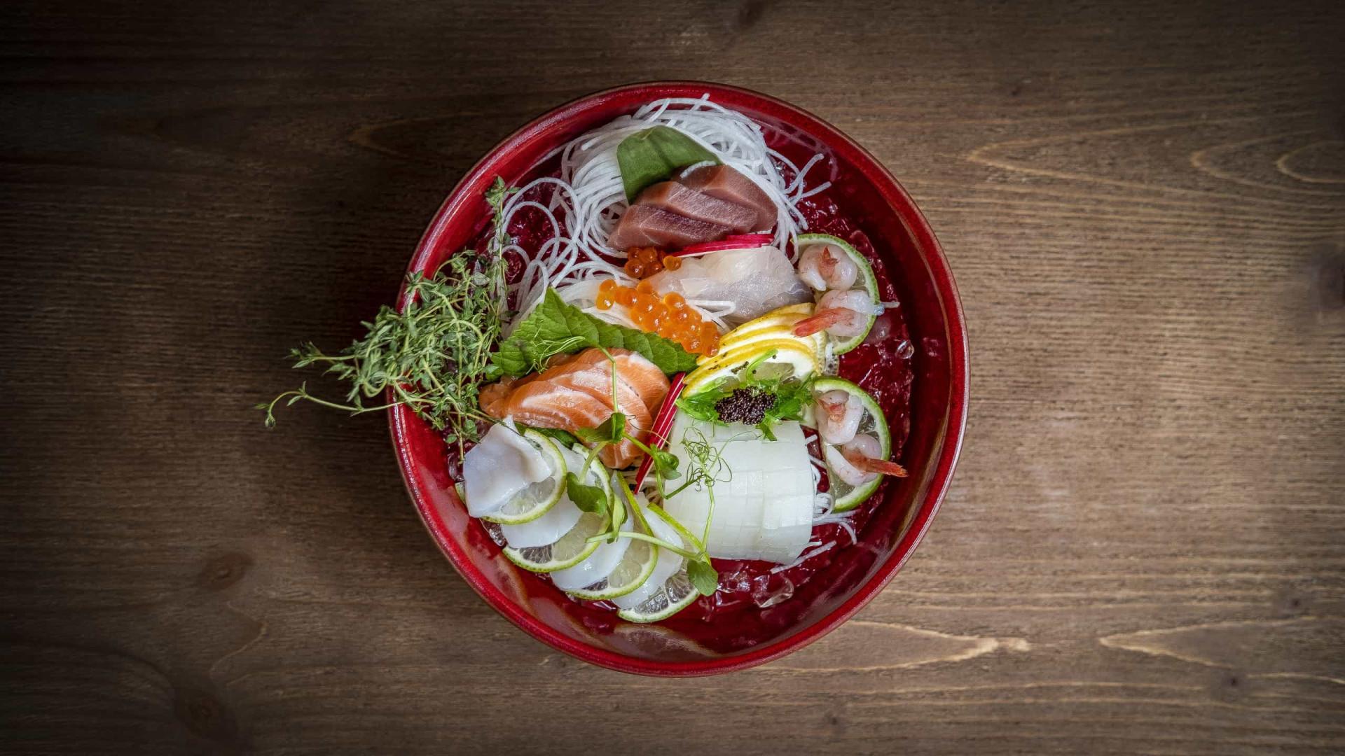 IZANAGI convida-o a entrar em 2020 numa viagem (gastronómica) ao Japão