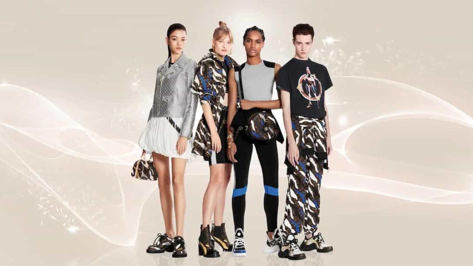 Louis Vuitton desvendou coleção inspirada em 'League of Legends'