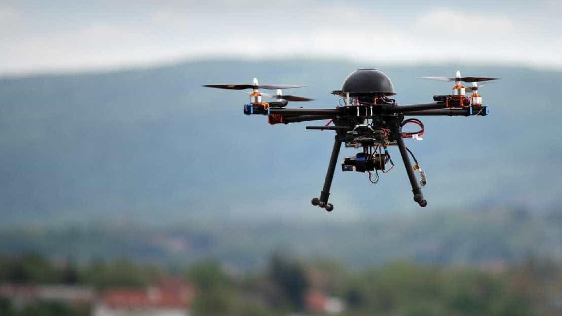 """""""Lembra-me a 'Guerra dos Mundos'"""". Drones invadem estados nos EUA"""