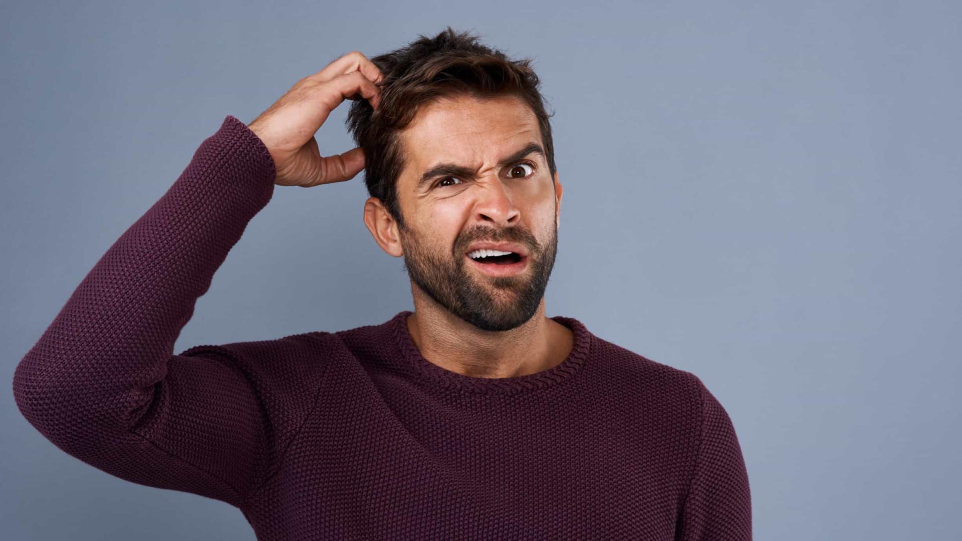 Sente comichão na cabeça? Aprenda a cuidar do couro cabeludo seco