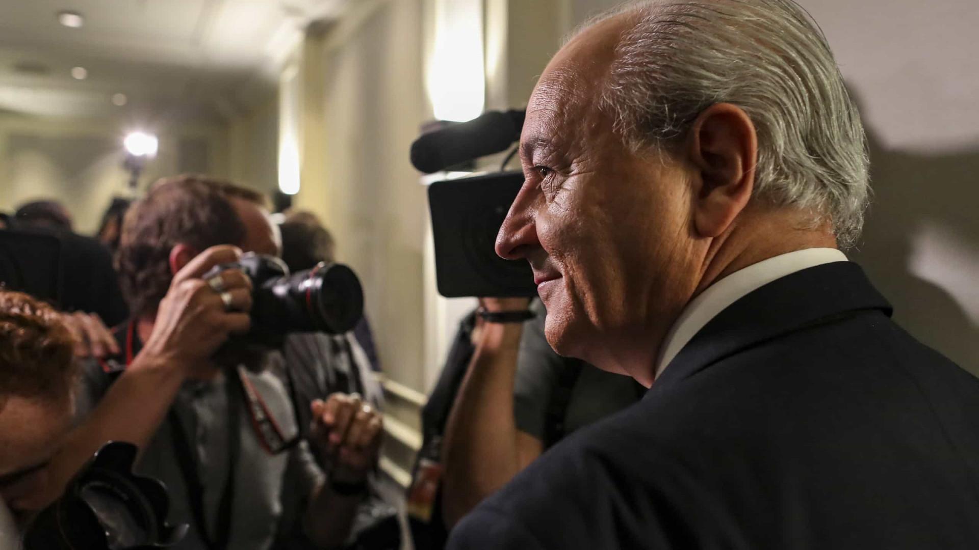 """Rio está """"tranquilo"""" e lembra militantes: """"Esta eleição é relevante"""""""