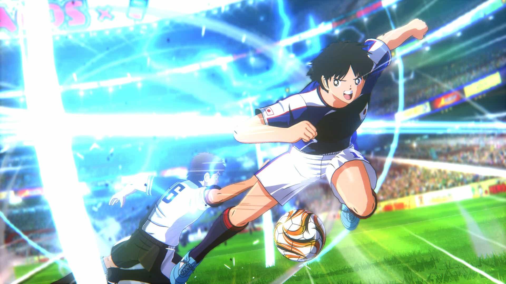 'Captain Tsubasa'. As imagens do jogo de futebol mais aguardado de 2020