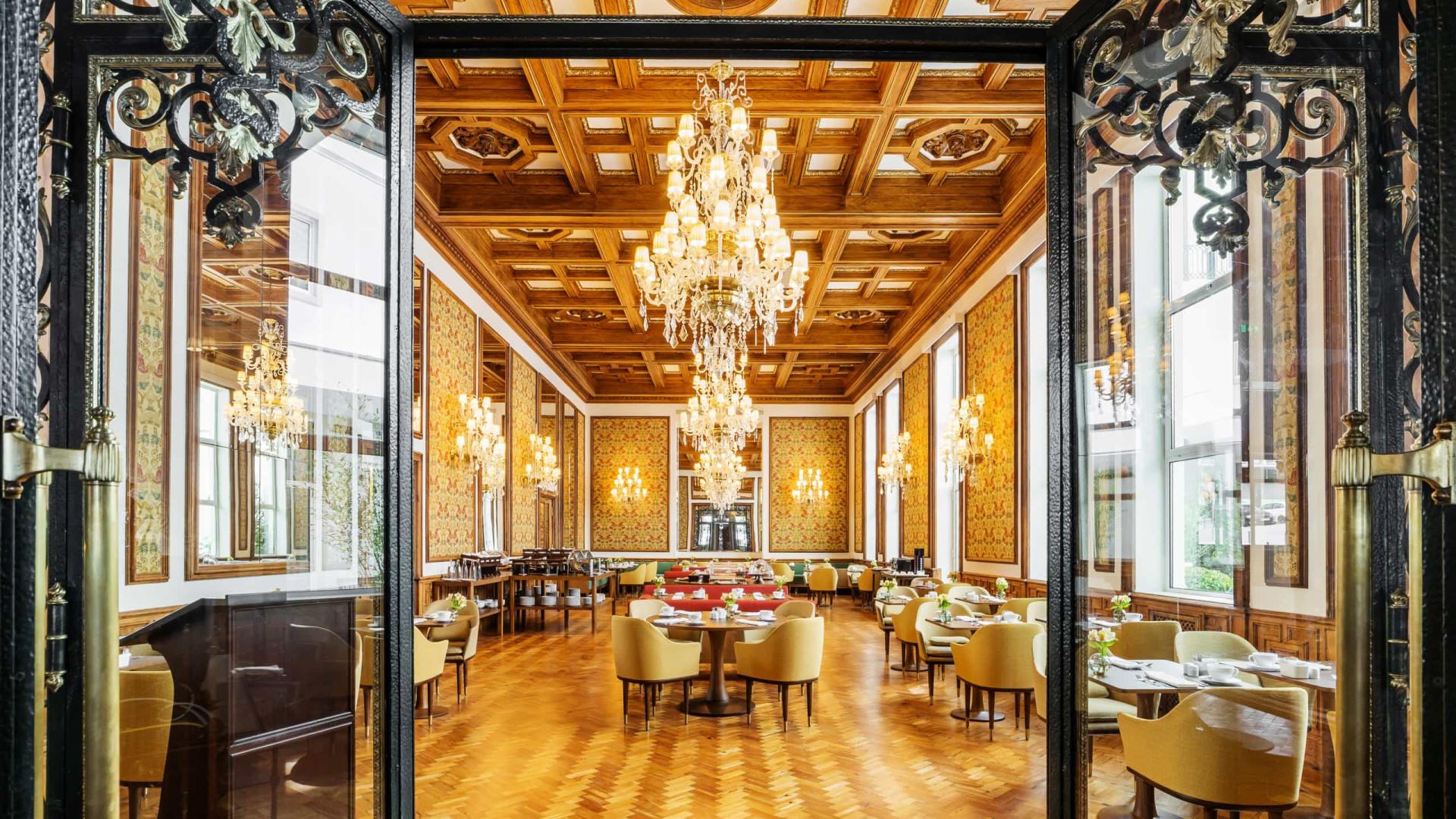Hotel Infante Sagres: Uma noite de charme no 1.º cinco estrelas da cidade