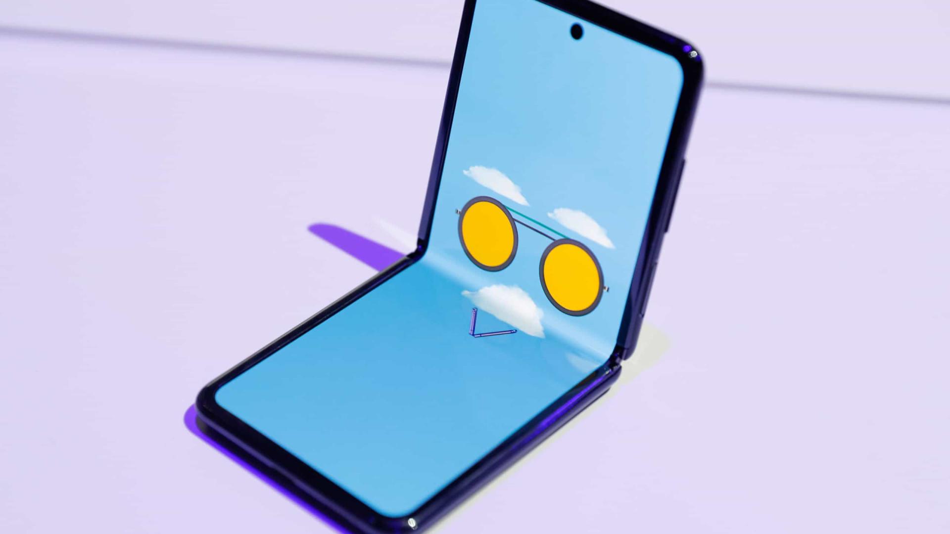 Samsung apresentou novos topos de gama e até um smartphone dobrável
