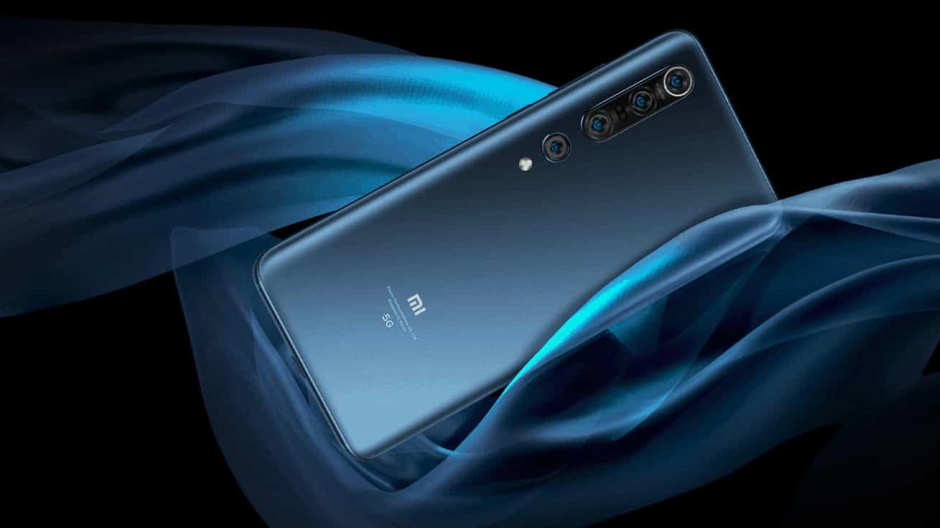 Xiaomi já apresentou topos de gama na China