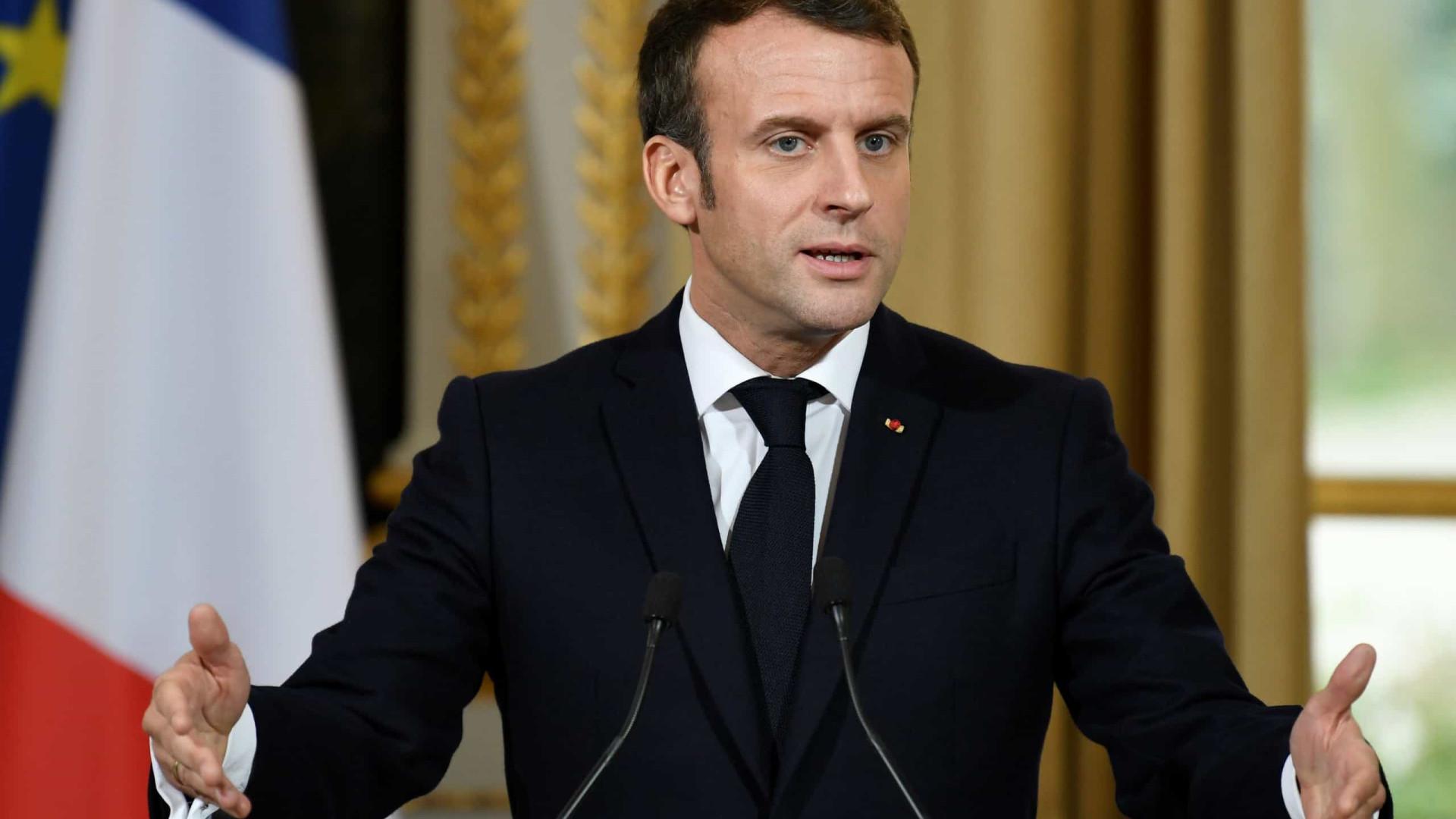 Macron Deixa Mensagem De Calma A Agricultores Sobre Cortes Da Pac