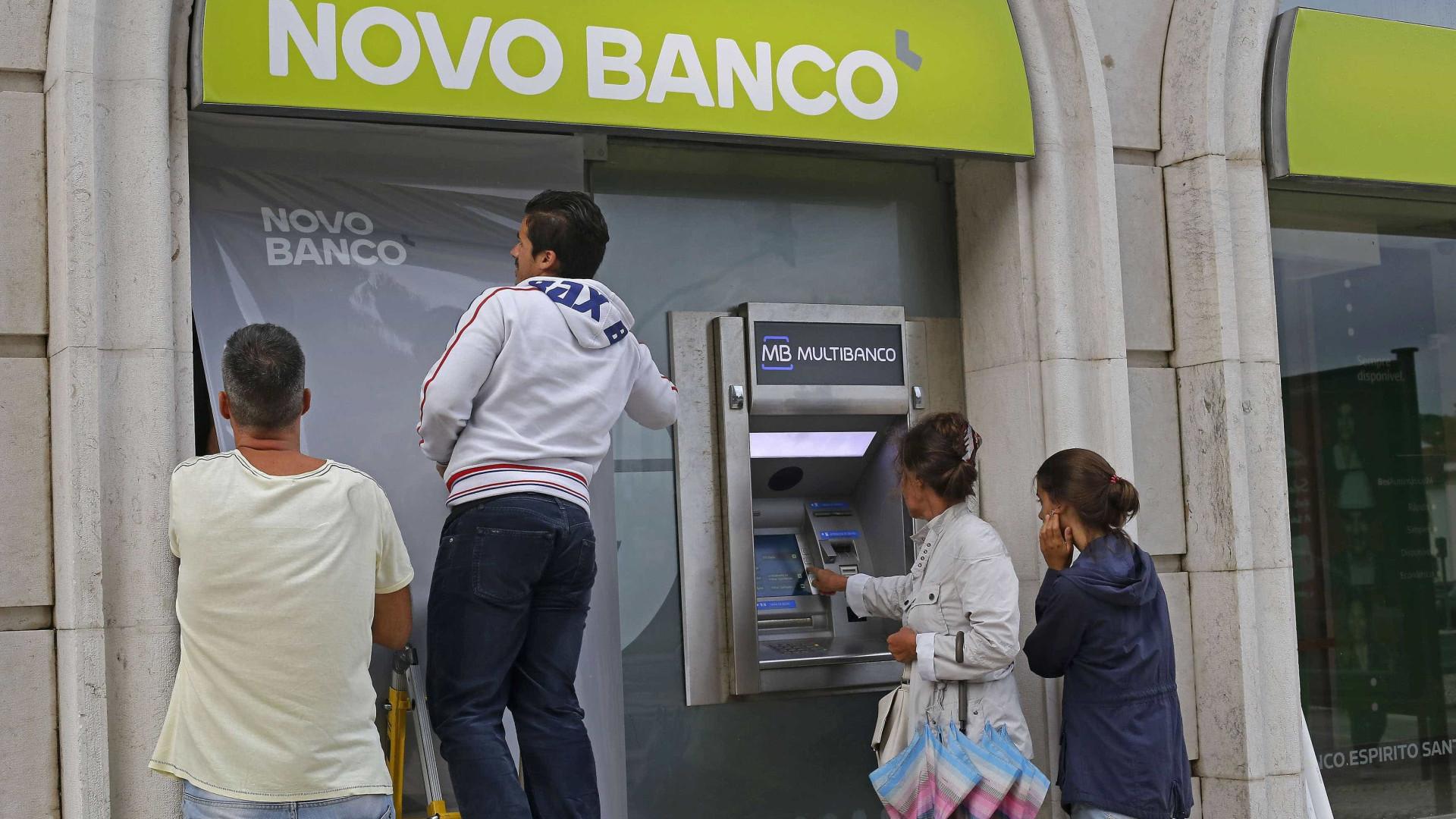 António Ramalho: Recapitalização do Novo Banco já custou 4,5 mil milhões