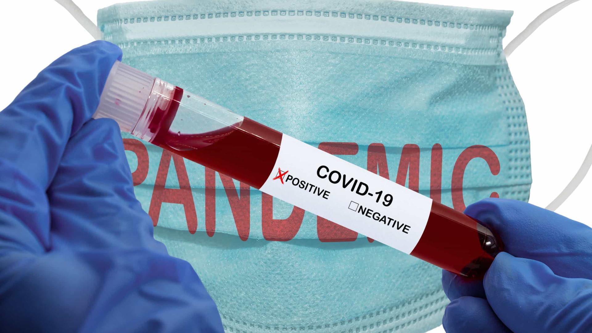 Médico infetado com Covid-19 diz como são os sintomas dia após dia