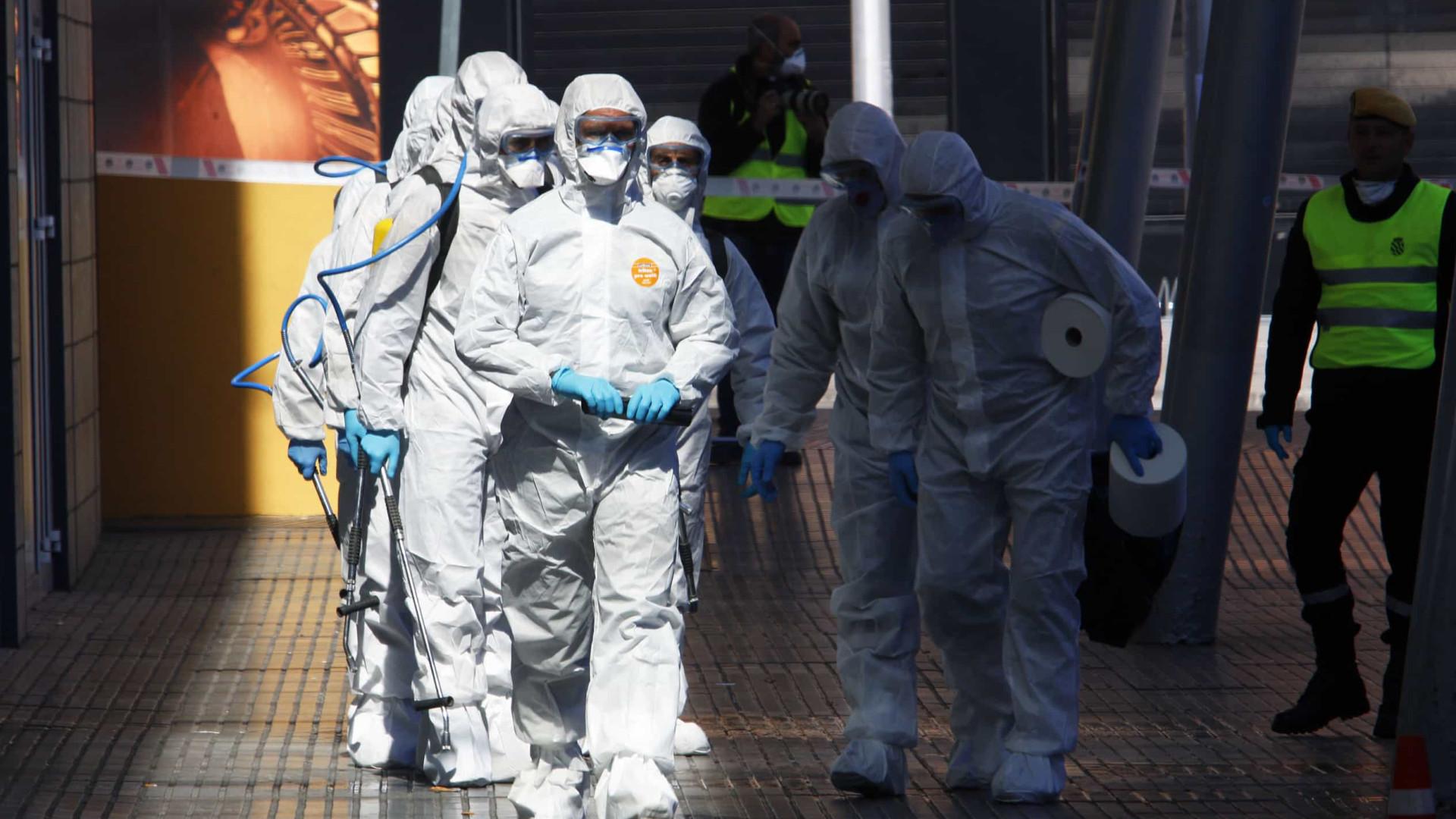 Combate à pandemia já terá evitado cerca de 59 mil mortes em 11 países
