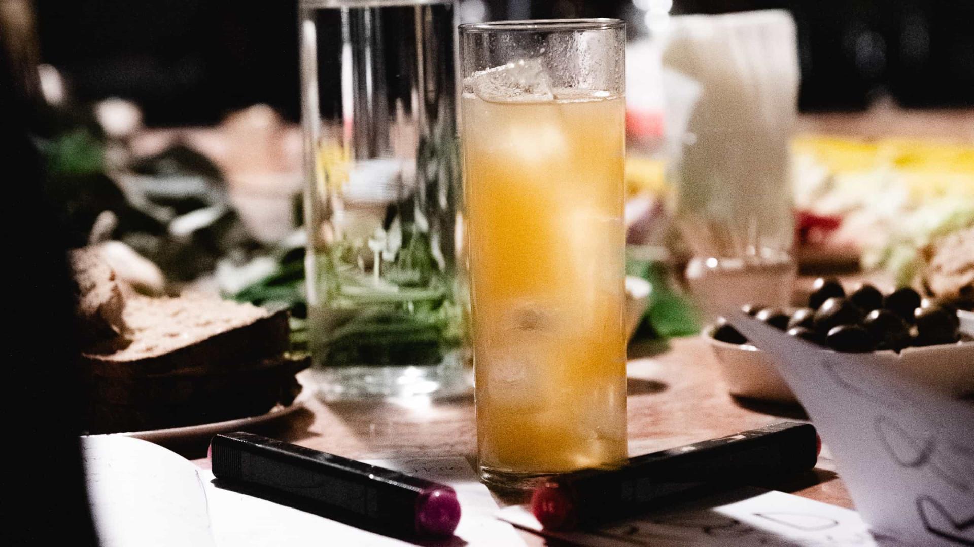 Cocktails da Raposa Silvestre saem da toca para bater à sua porta
