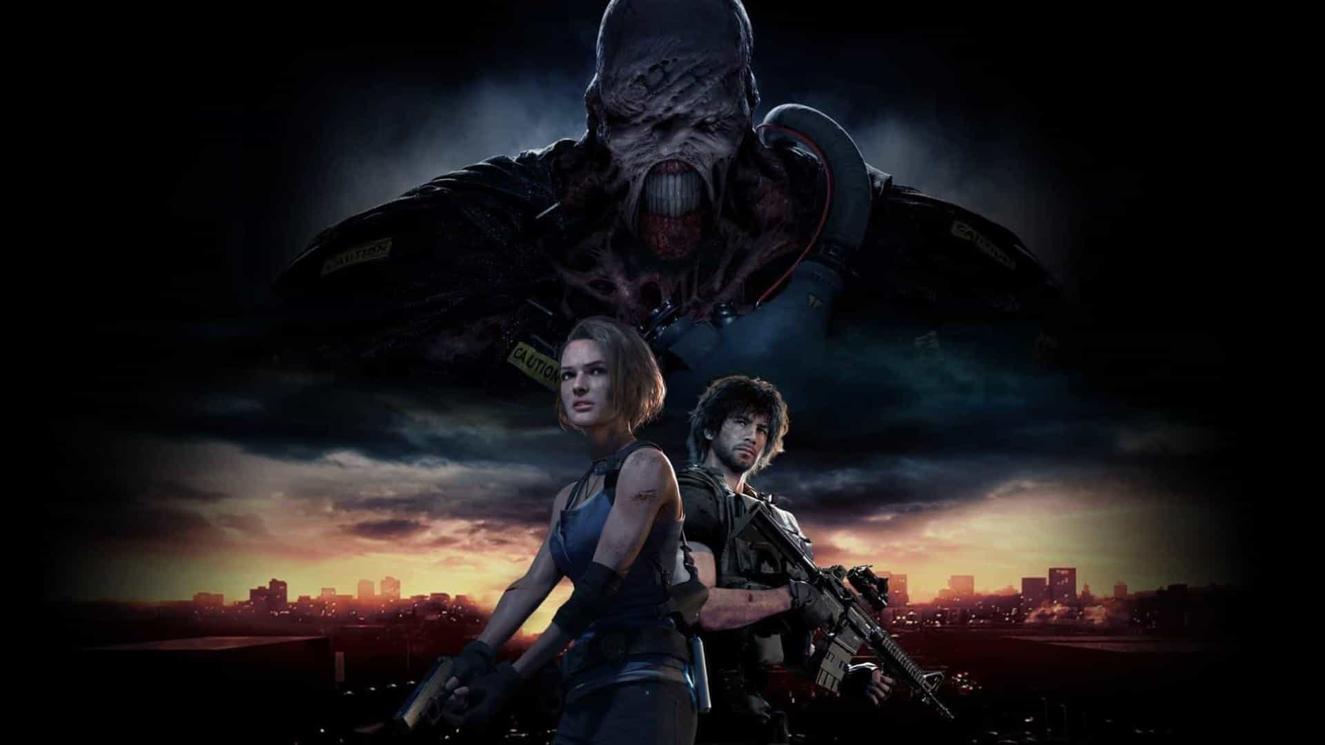 Resident Evil 3'. Um bom 'remake' que não atinge (todas) as ...