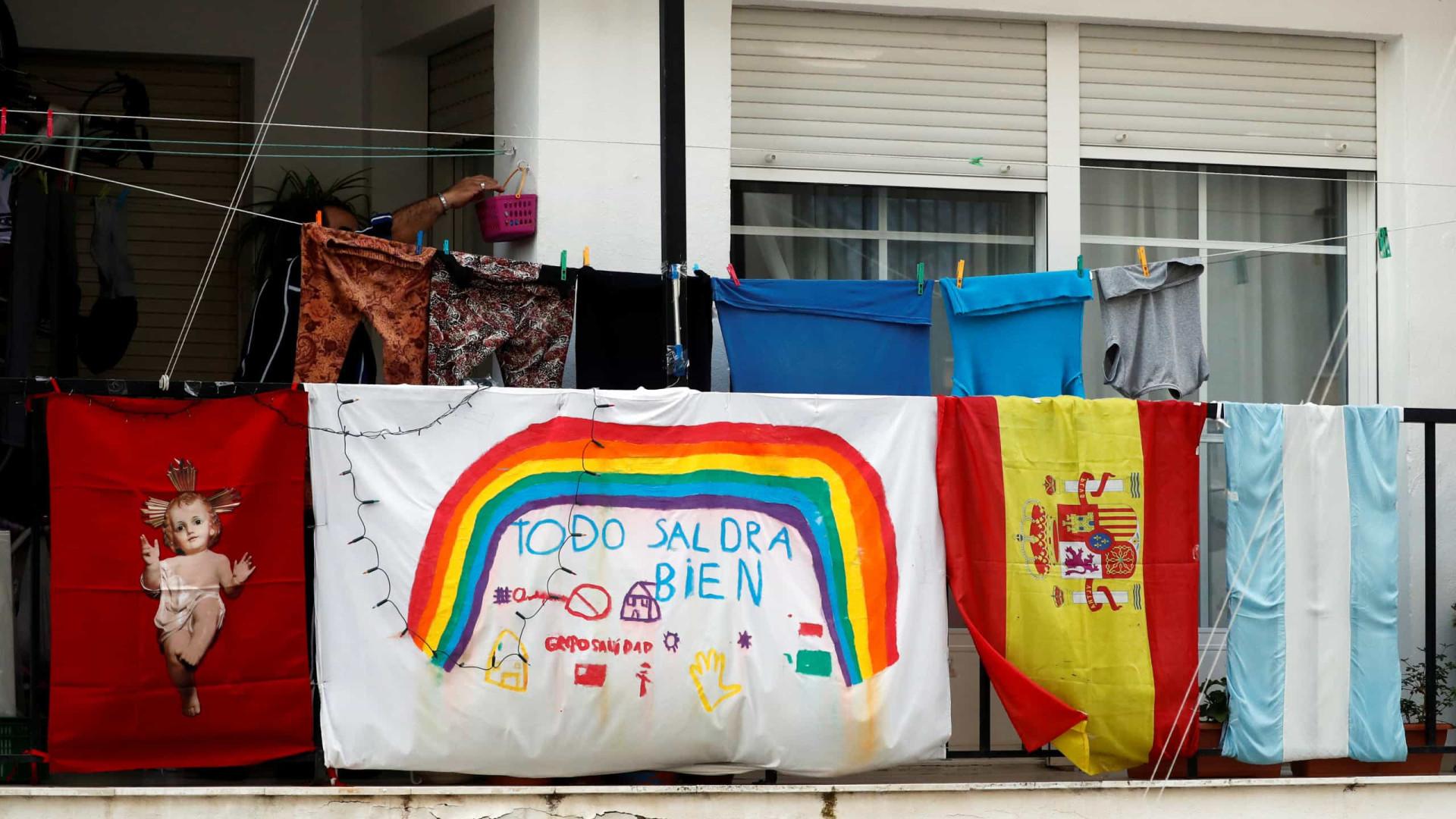 AO MINUTO: Dia mais negro na Alemanha; Espanha com mais 605 mortes