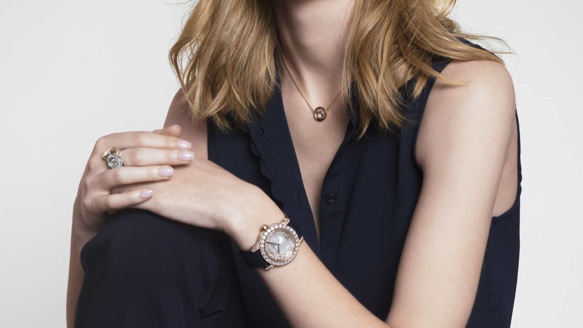 Chopard: Relógio Happy Sport, a reinvenção de um ícone
