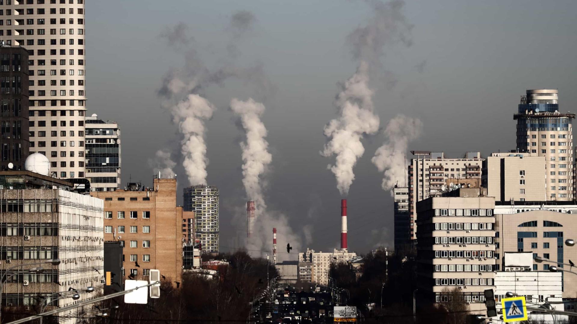Dióxido de Carbono na atmosfera em Maio no nível mais alto de sempre