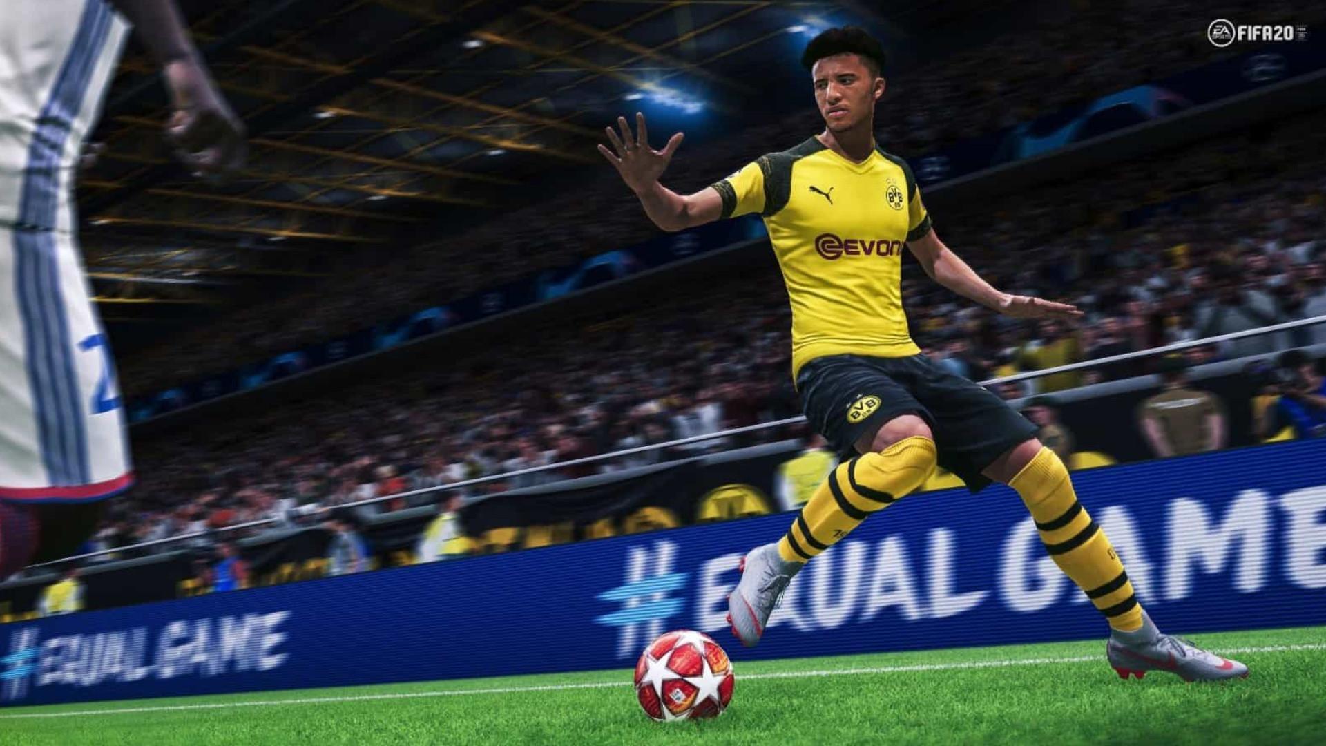 FIFA 21 - Sancho
