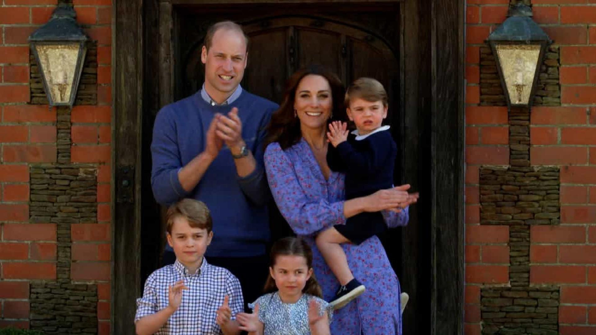 principe william admite ter problemas com os filhos durante as refeicoes principe william admite ter problemas