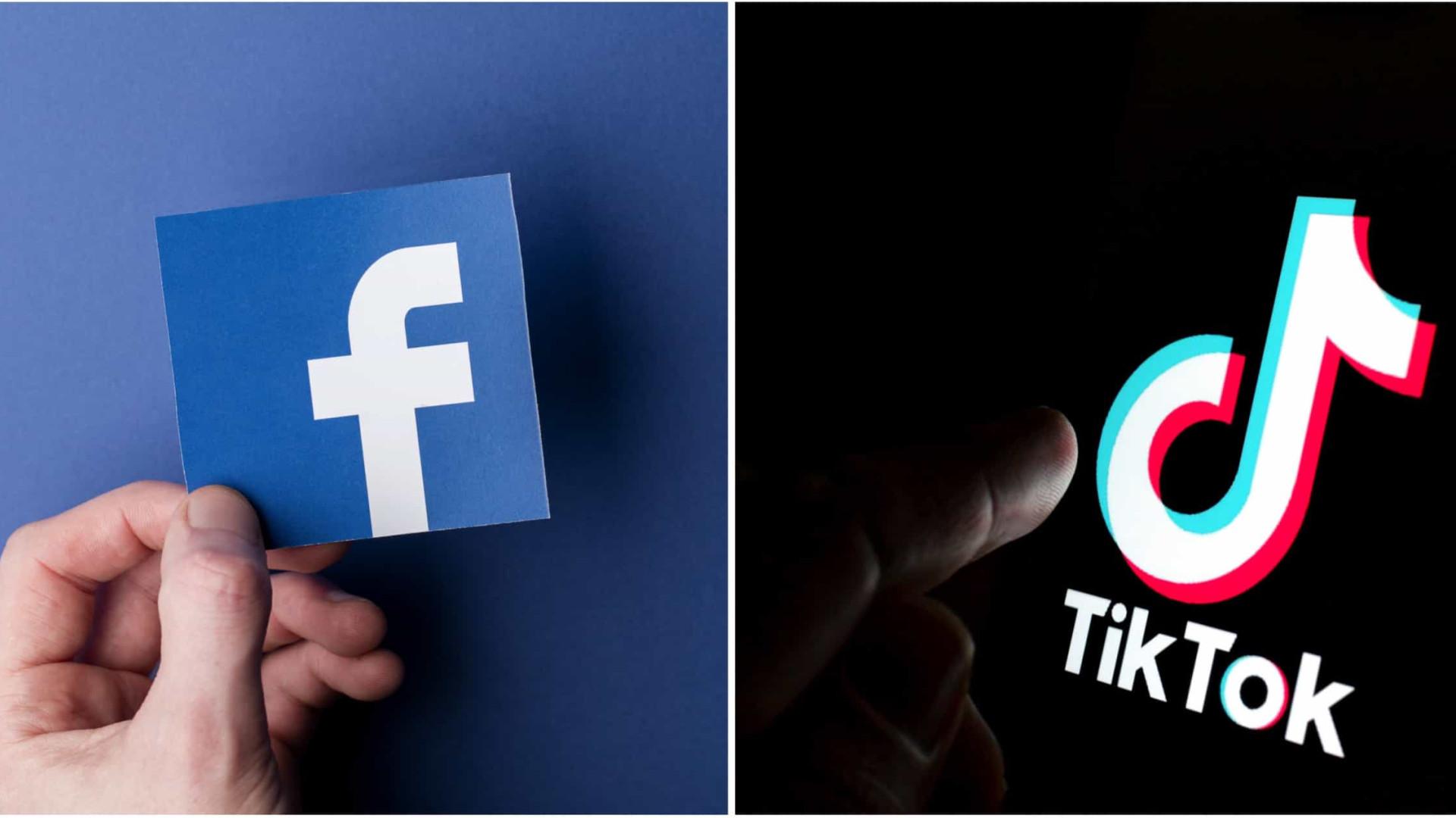 Facebook decidiu encerrar 'clone' do TikTok