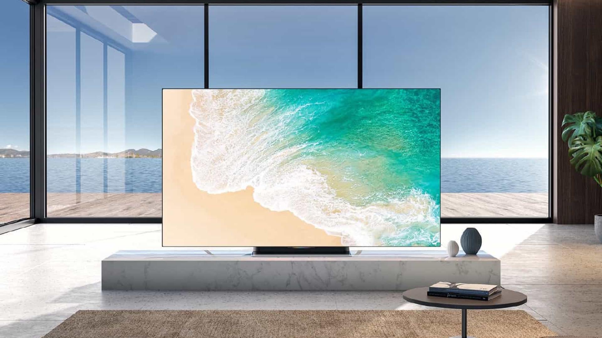 """Novas televisões da Xiaomi são """"criadas para as próximas consolas"""""""