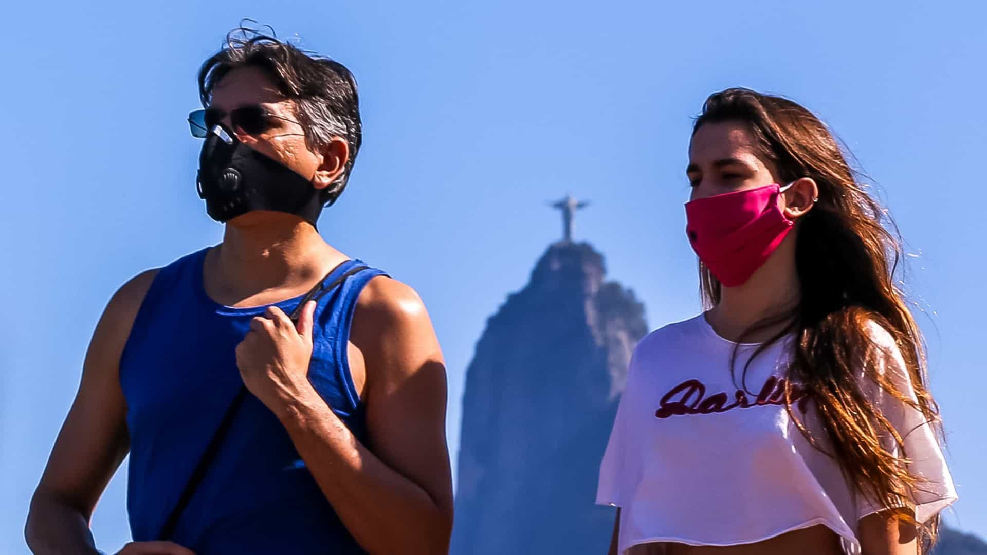 Covid-19. Brasil regista mais 602 mortes e 26.051 infeções em 24 horas