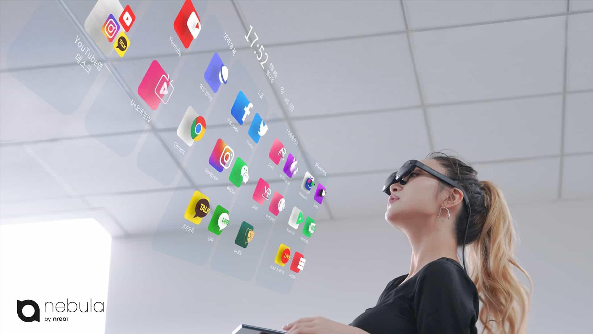 Galaxy Note 20 terá óculos de Realidade Aumentada na Coreia do Sul