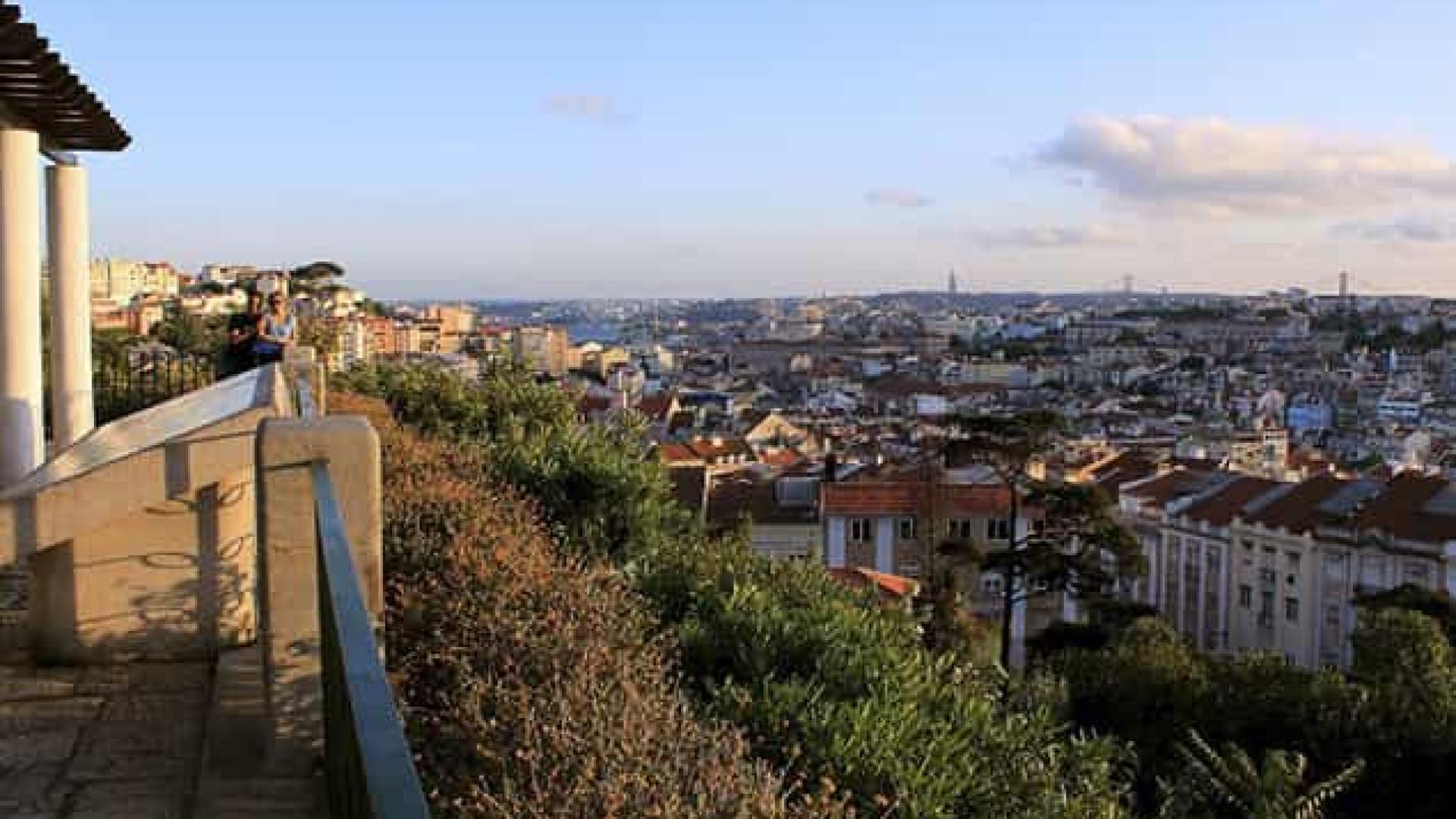 Cinco locais em Lisboa, repletos de histórias, para visitar de trotinete