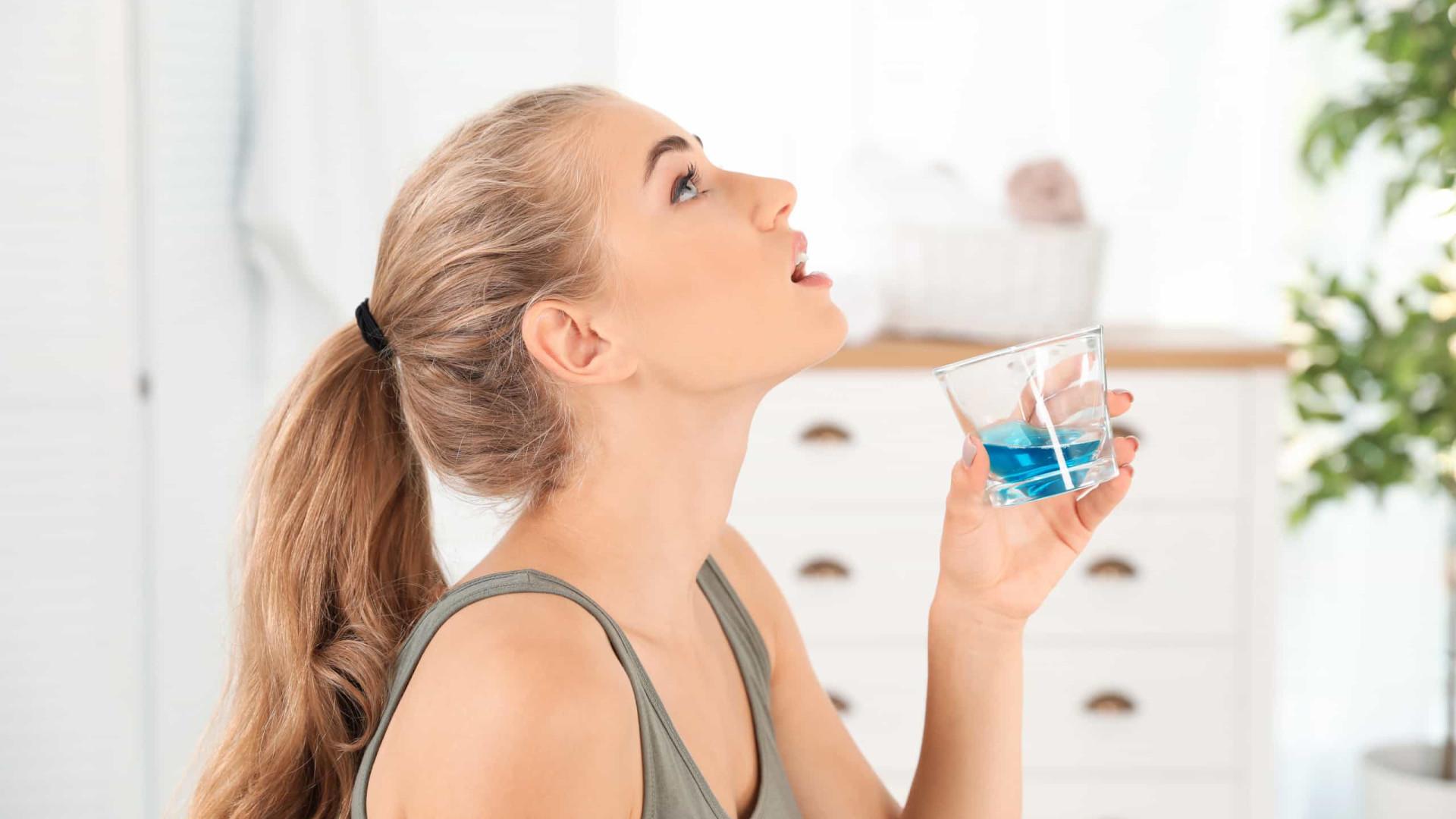 Covid-19. Elixir bucal 'mata vírus' e diminui risco de propagação