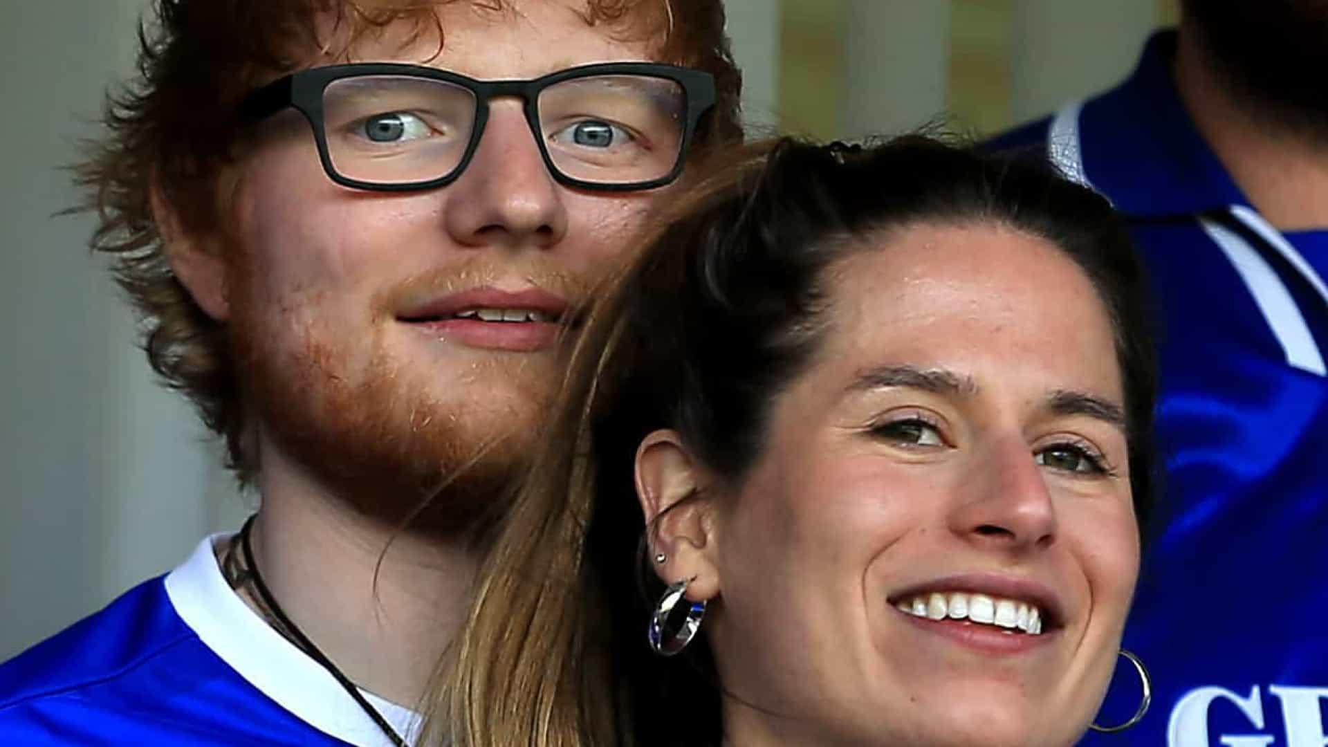 Ed Sheeran vai ser pai pela primeira vez, revela jornal