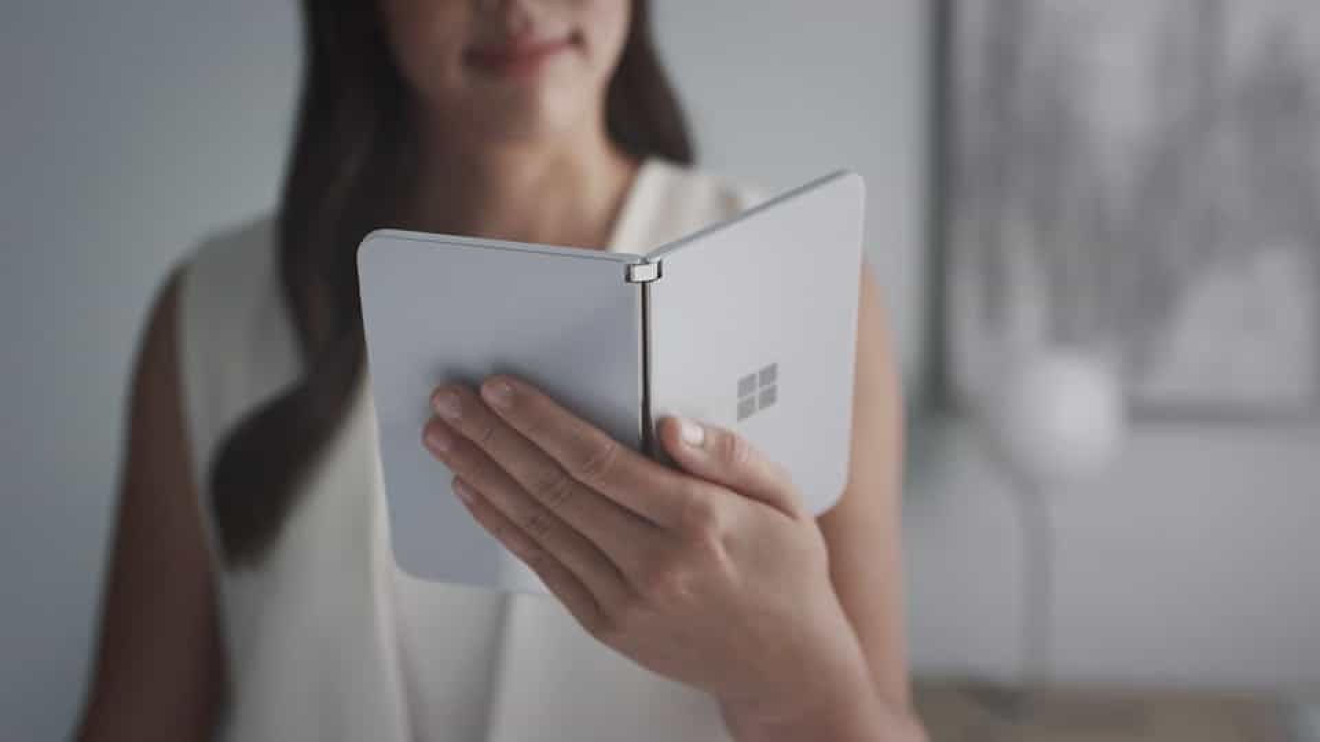 Surface Duo já tem preço e será lançado em setembro