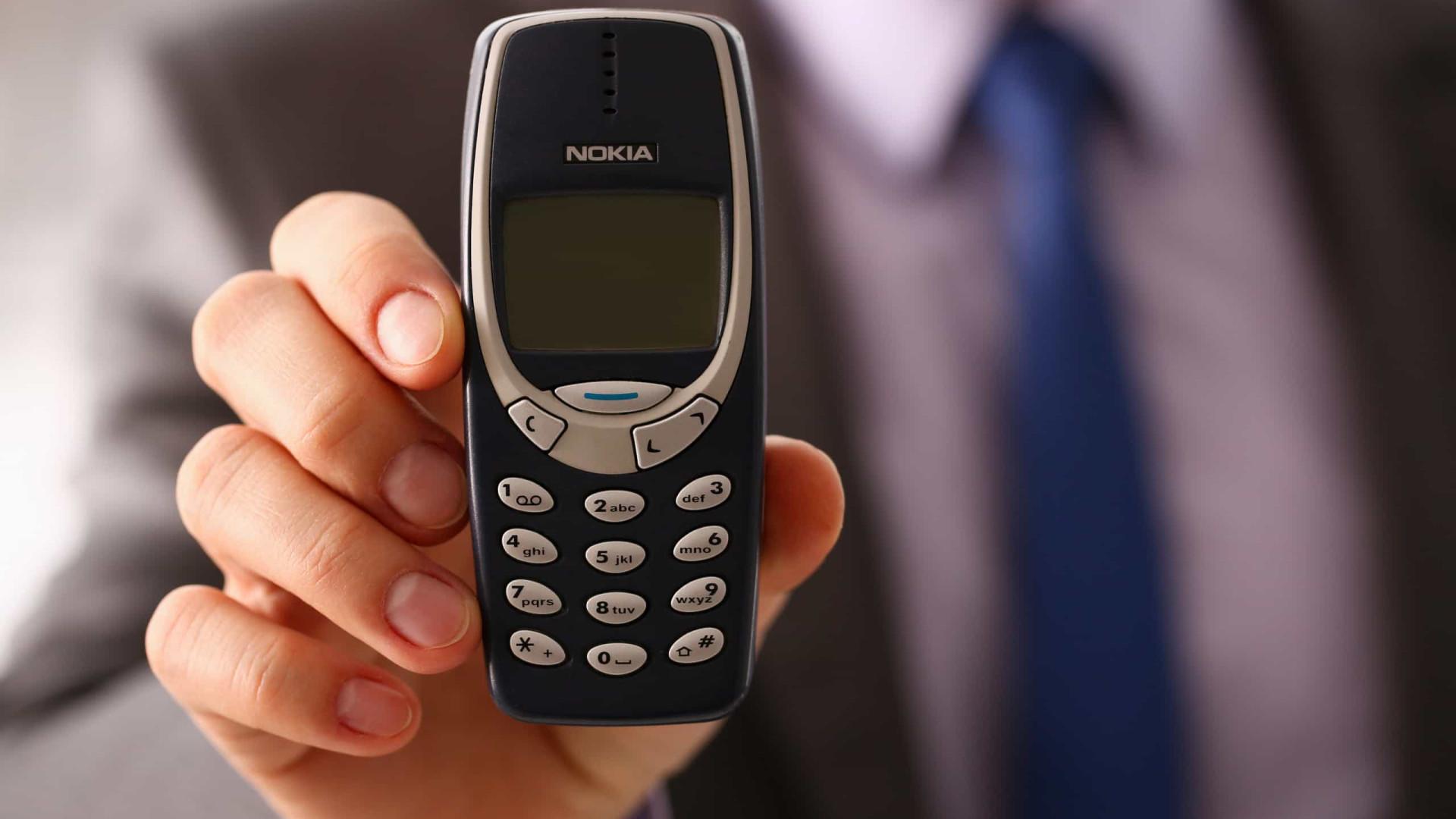 Nokia 3310 Foi Lancado Ha 20 Anos