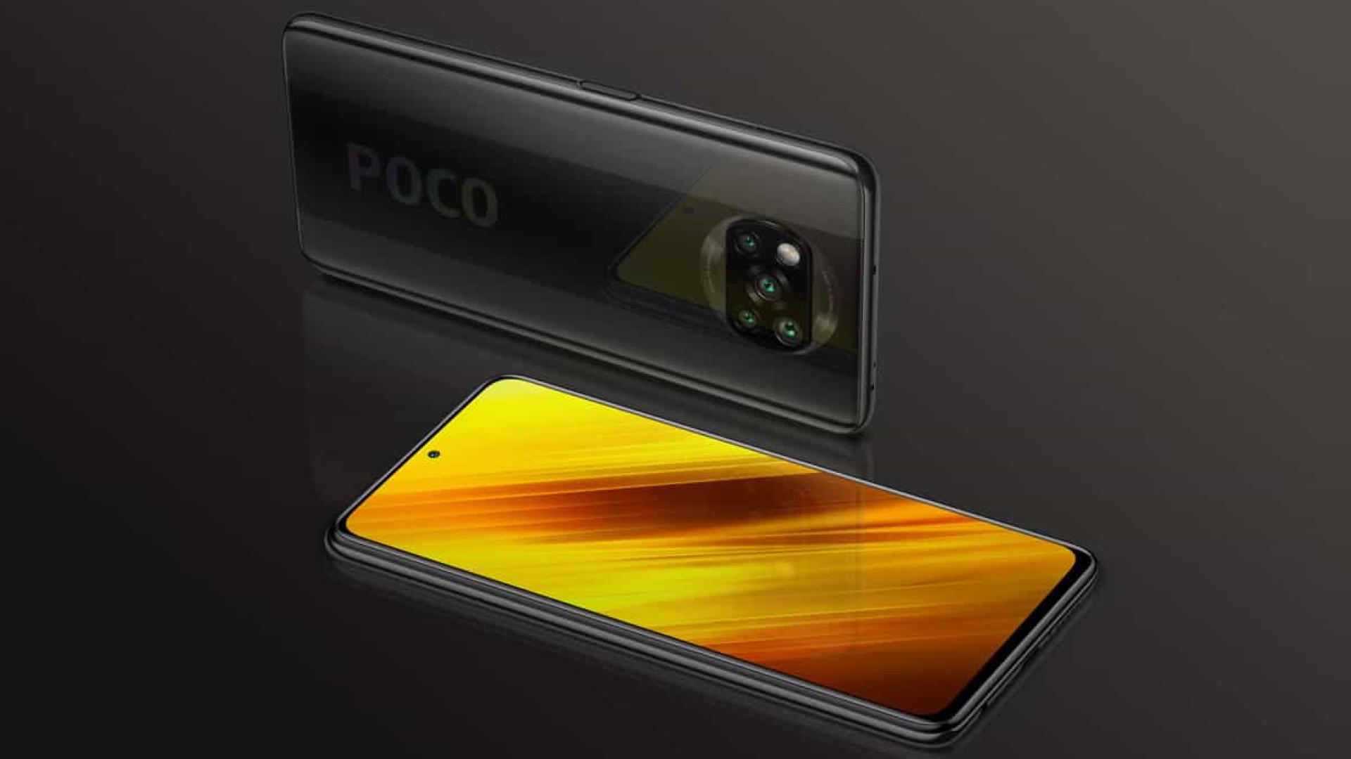 Poco X3 NFC é o novo (e promissor) dispositivo da Xiaomi