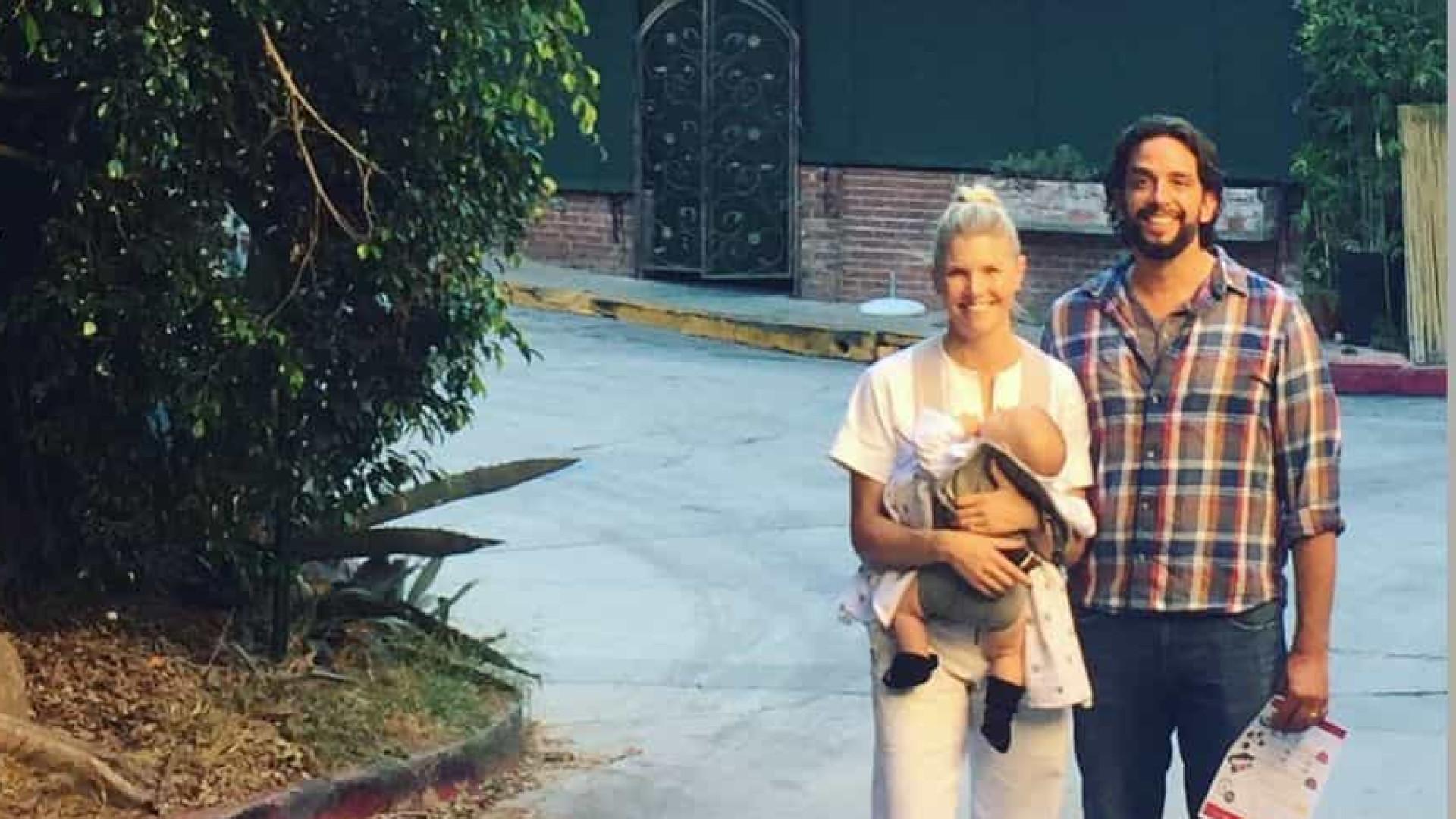 Viúva de Nick Cordero recorda compra da primeira casa de ambos