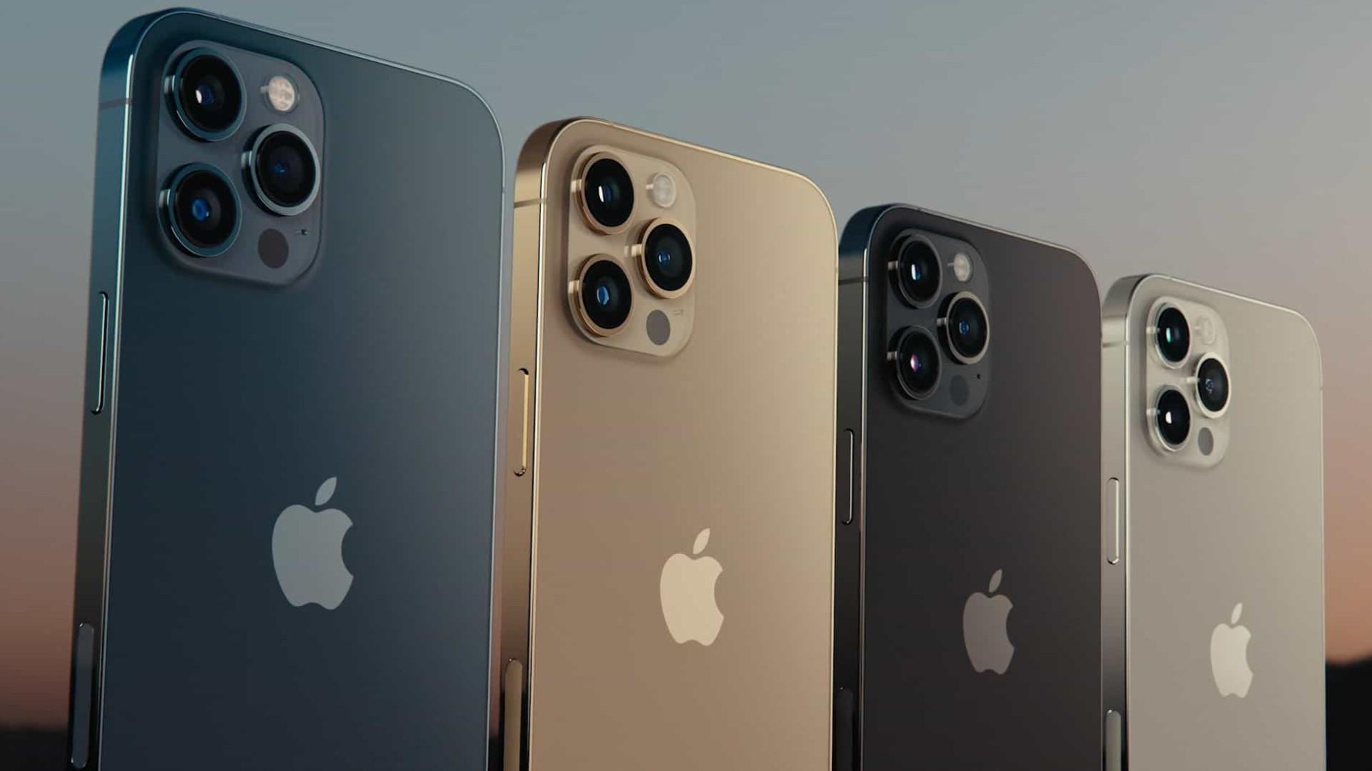 iPhone 12 topo de gama tem menos bateria do que o iPhone 11 Pro Max