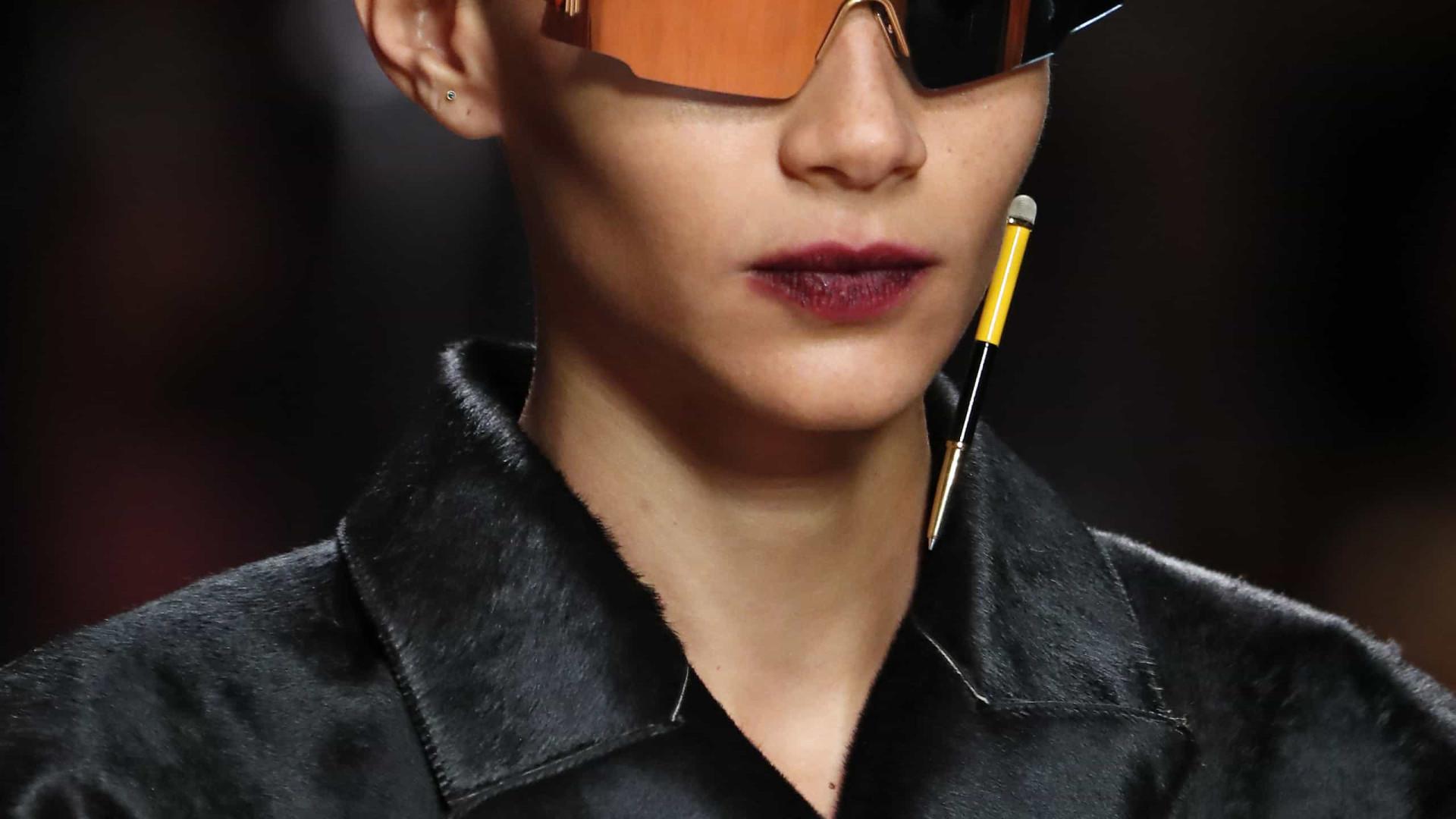 FENDI apresenta óculos de sol femininos para as estações frias
