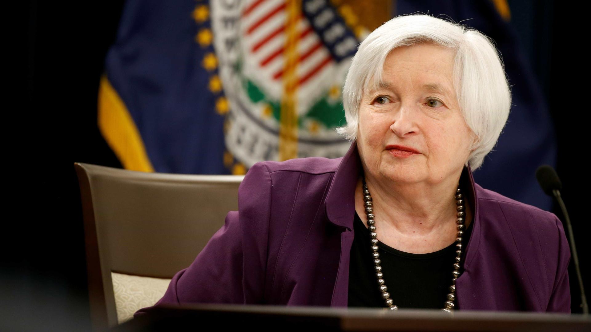 Janet Yellen vai ser a primeira mulher no cargo de Secretária do Tesouro