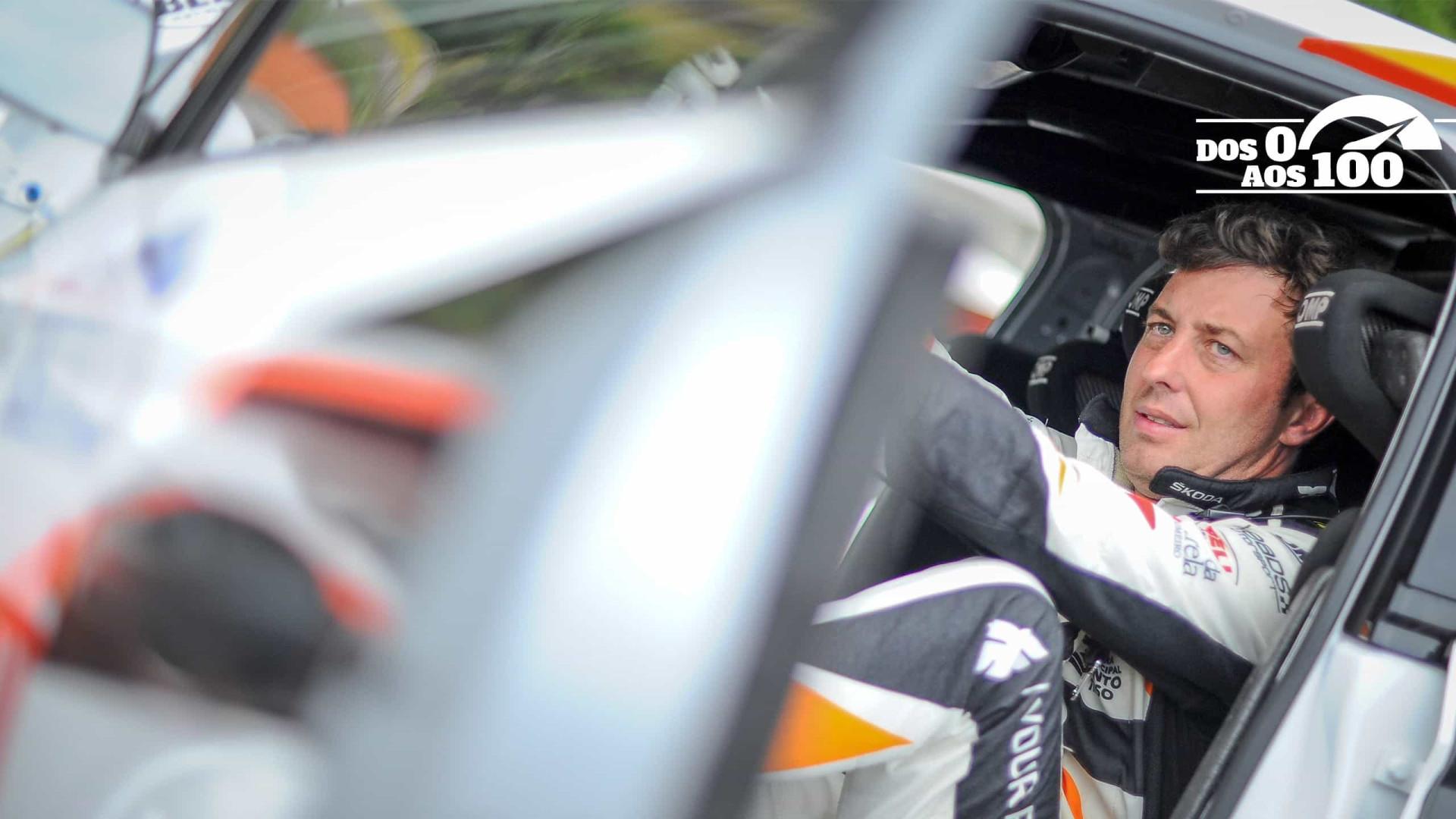 """Armindo Araújo e o WRC: """"Sei que a MINI não era a escolha certa, mas..."""""""