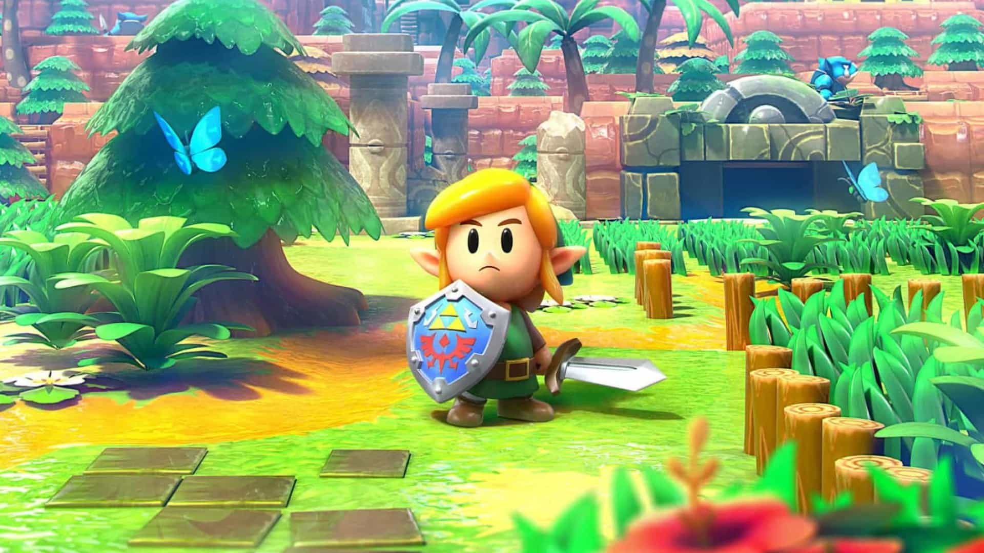 As promoções chegaram à loja da Nintendo