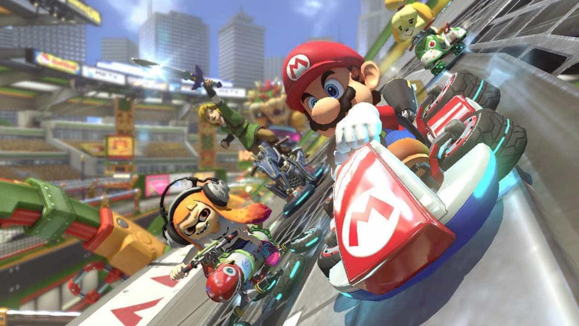 Rumor. Novo 'Mario Kart' terá outras personagens da Nintendo