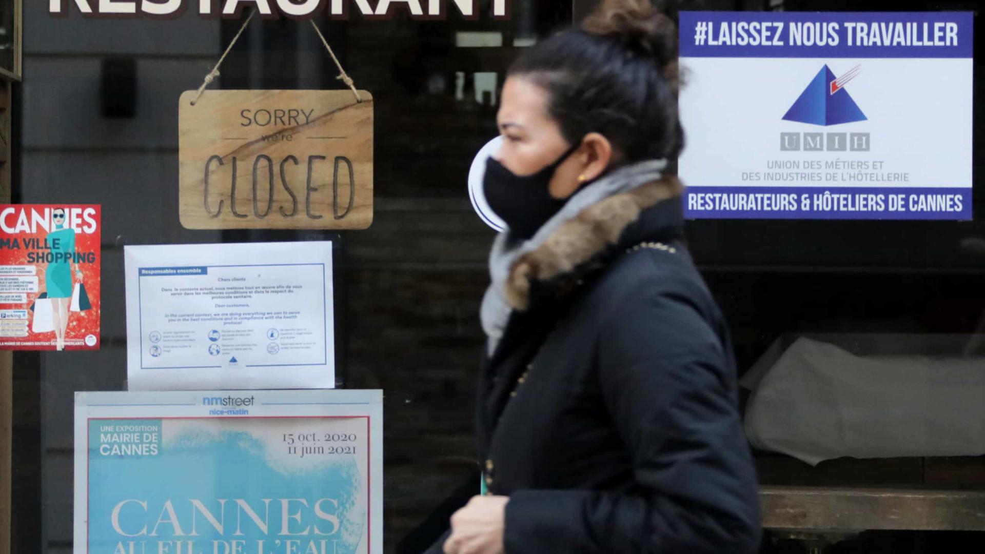 França regista quase 27 mil novos casos e 350 mortes