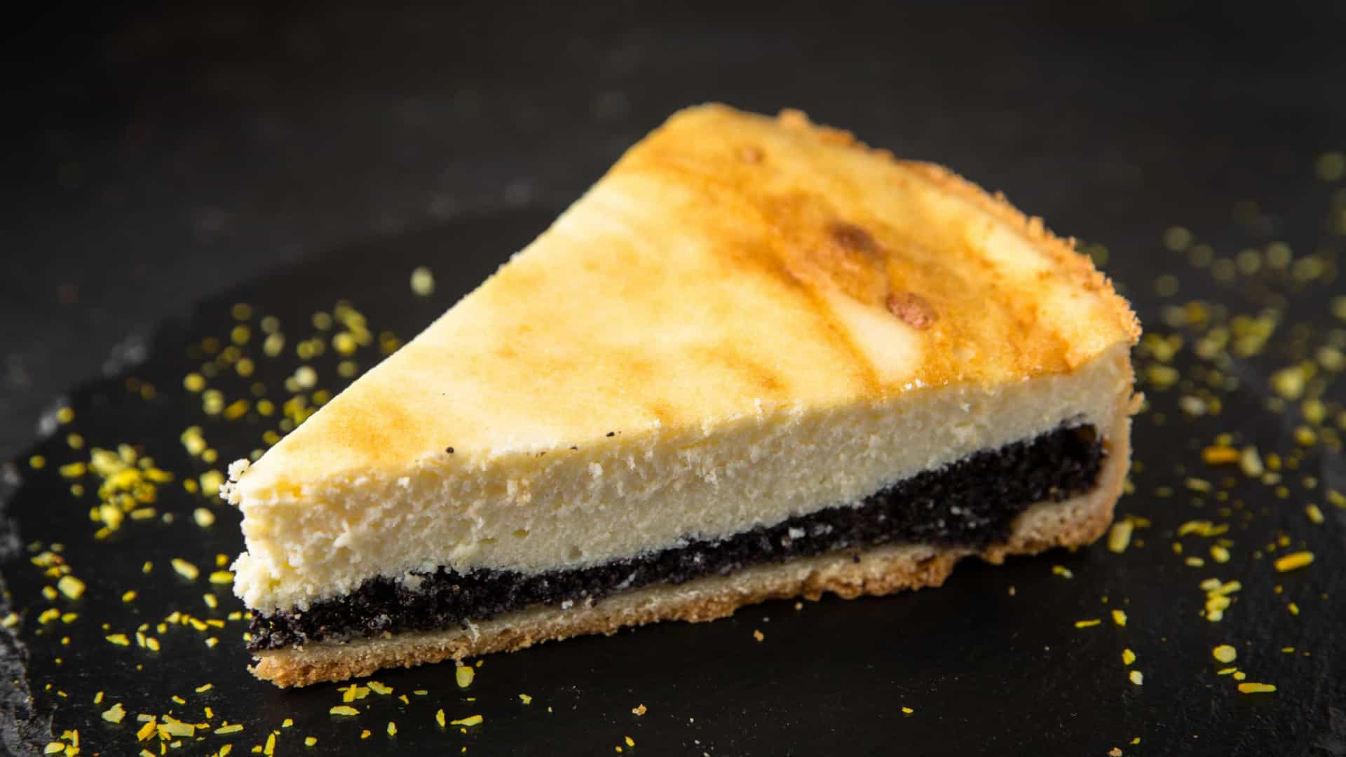 Adoce o seu dia com esta deliciosa tarte de limão e chocolate